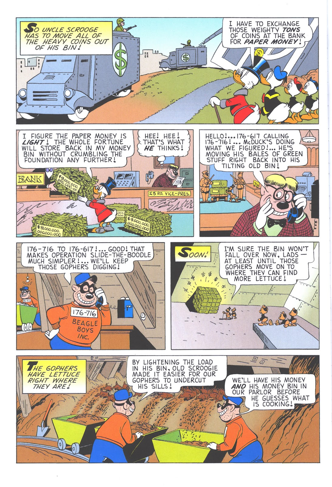 Uncle Scrooge (1953) Issue #371 #371 - English 8