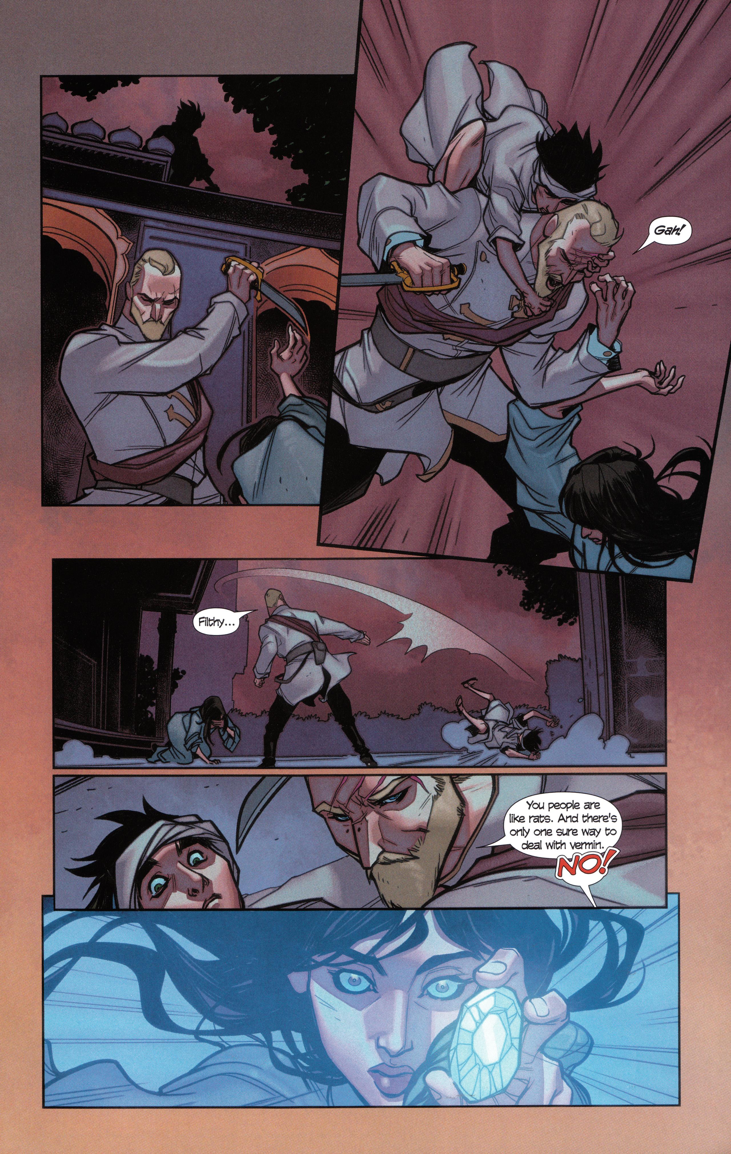 Read online Assassin's Creed Brahman comic -  Issue #Assassin's Creed Brahman Full - 97