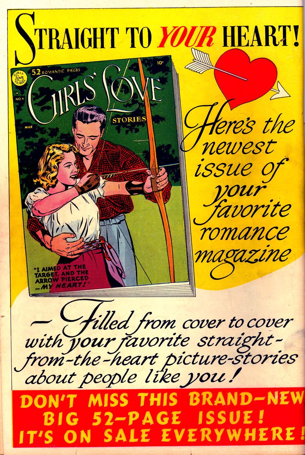 Read online Secret Hearts comic -  Issue #4 - 52