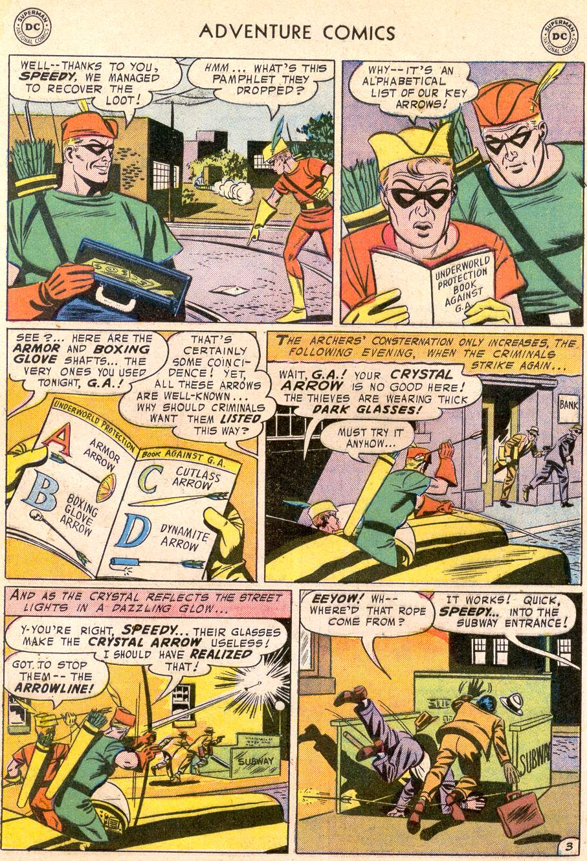 Read online Adventure Comics (1938) comic -  Issue #232 - 29