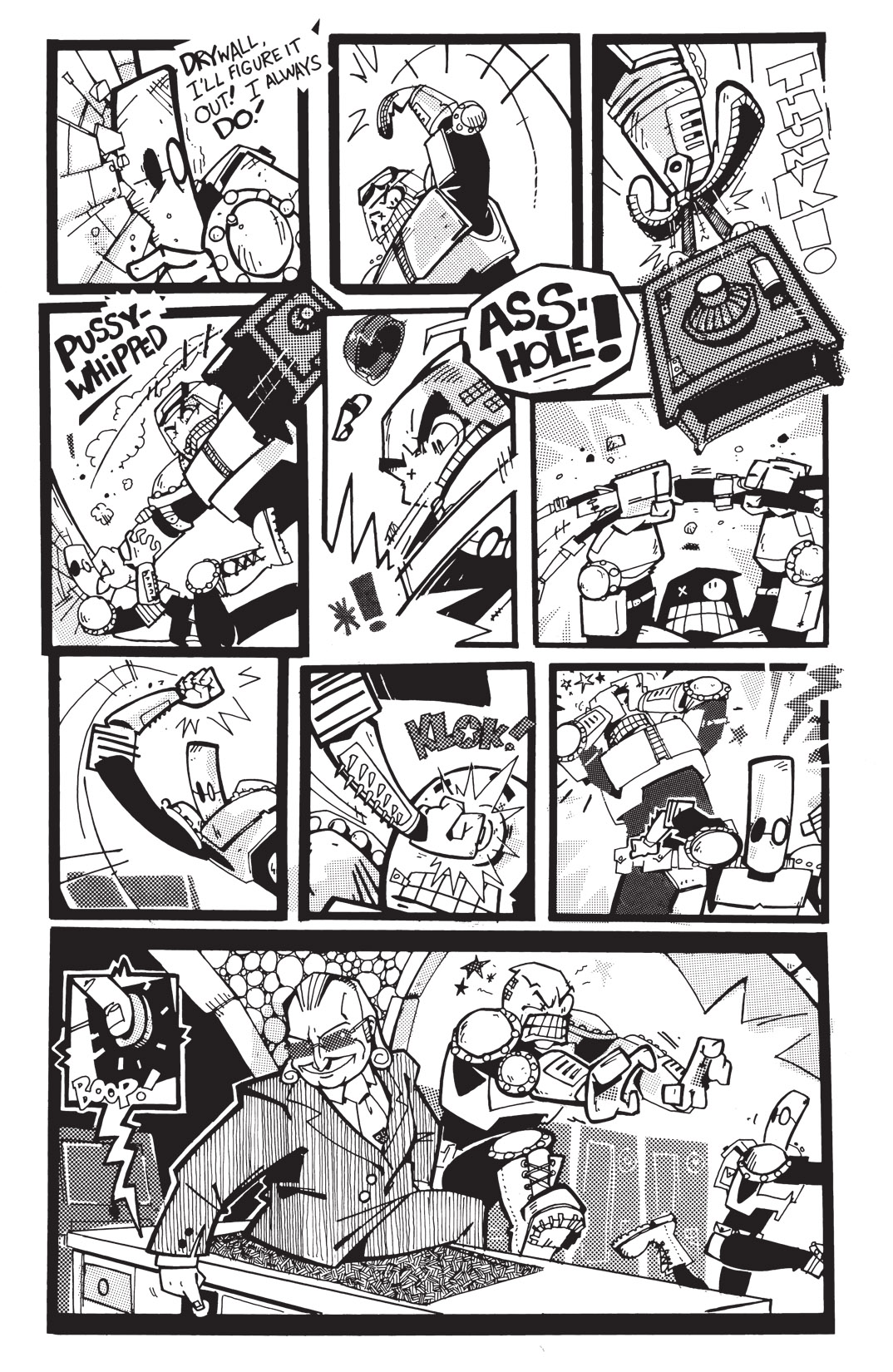 Read online Scud: The Disposable Assassin: The Whole Shebang comic -  Issue # TPB (Part 4) - 63