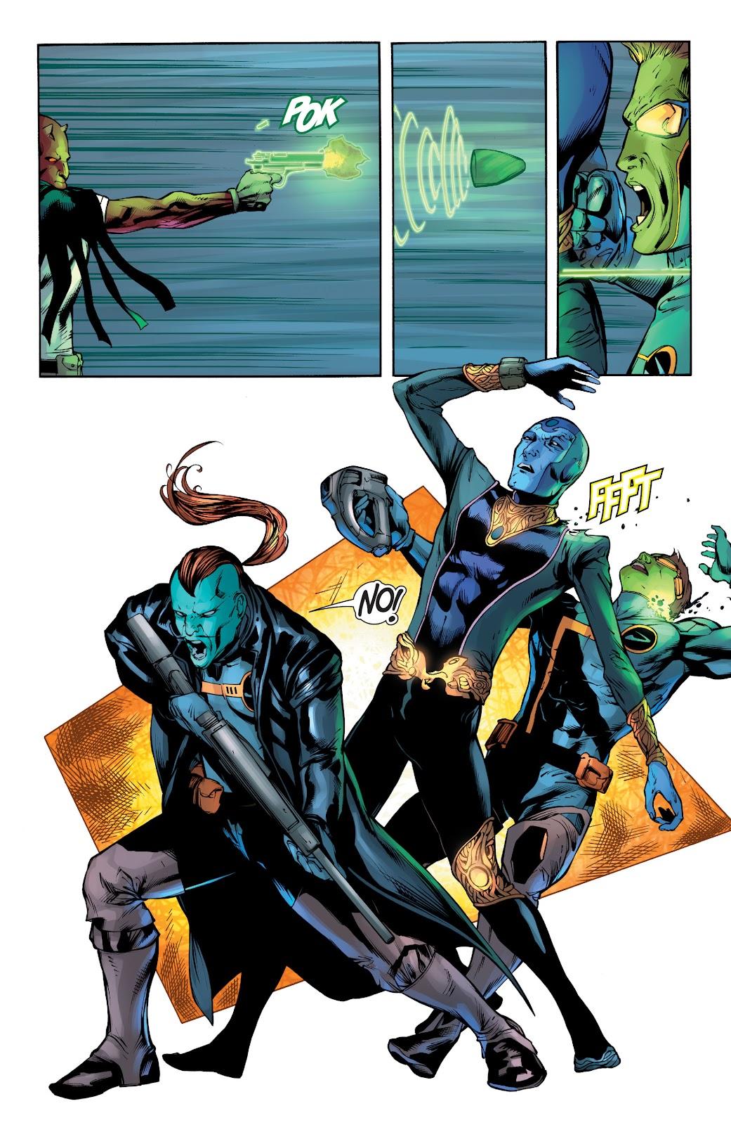 Green Lantern (2011) Issue #52 #61 - English 20