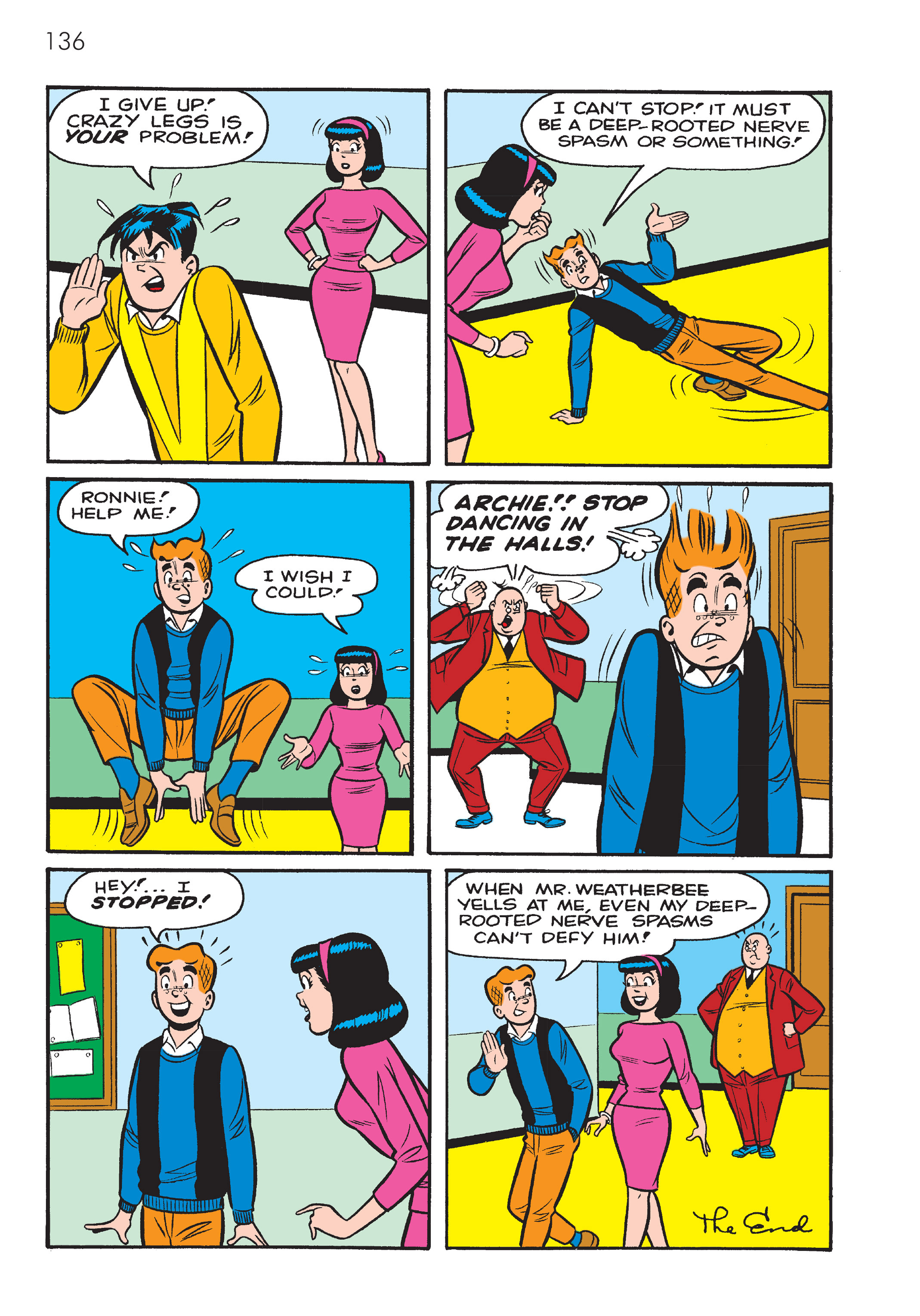 Read online The Best of Archie Comics comic -  Issue # TPB 4 (Part 1) - 137
