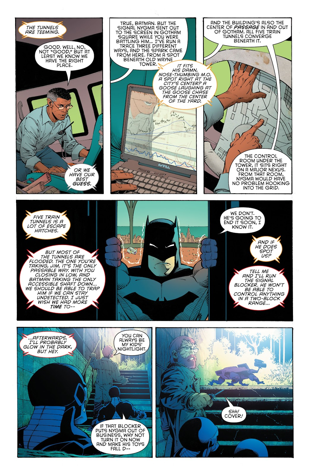 Batman (2011) Issue #32 #51 - English 6