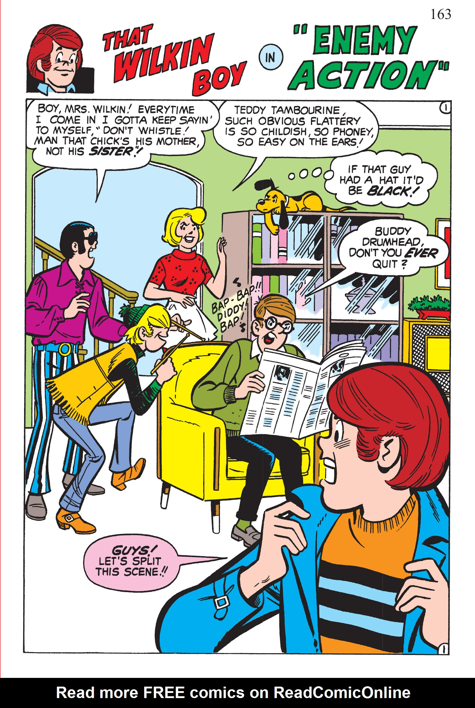 Read online The Best of Archie Comics comic -  Issue # TPB 1 (Part 1) - 160