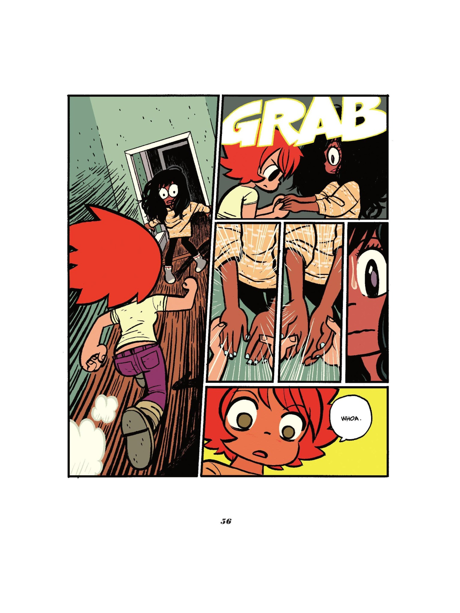 Read online Seconds comic -  Issue # Full - 58
