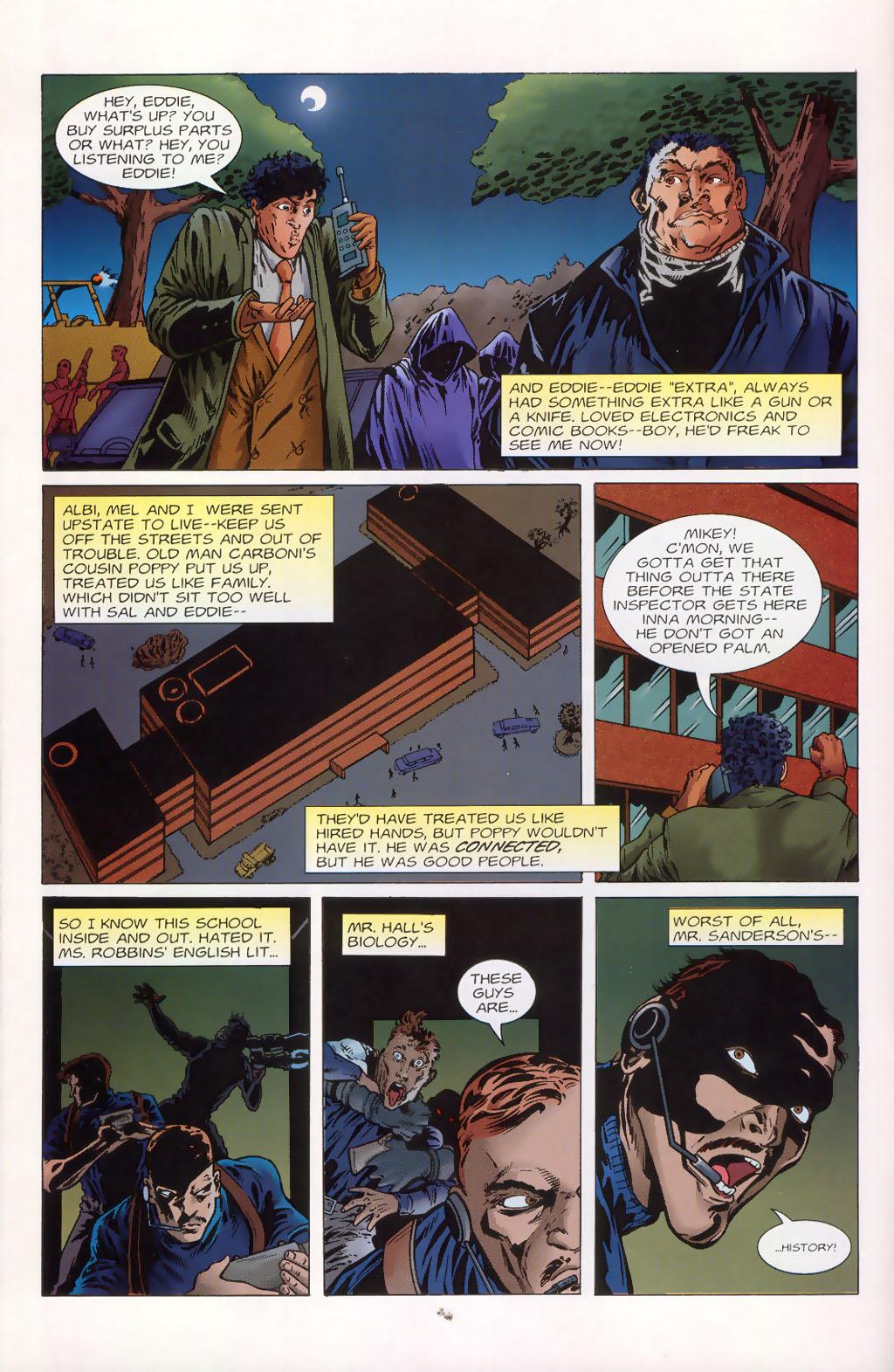 Read online Bloodshot (1993) comic -  Issue #49 - 5