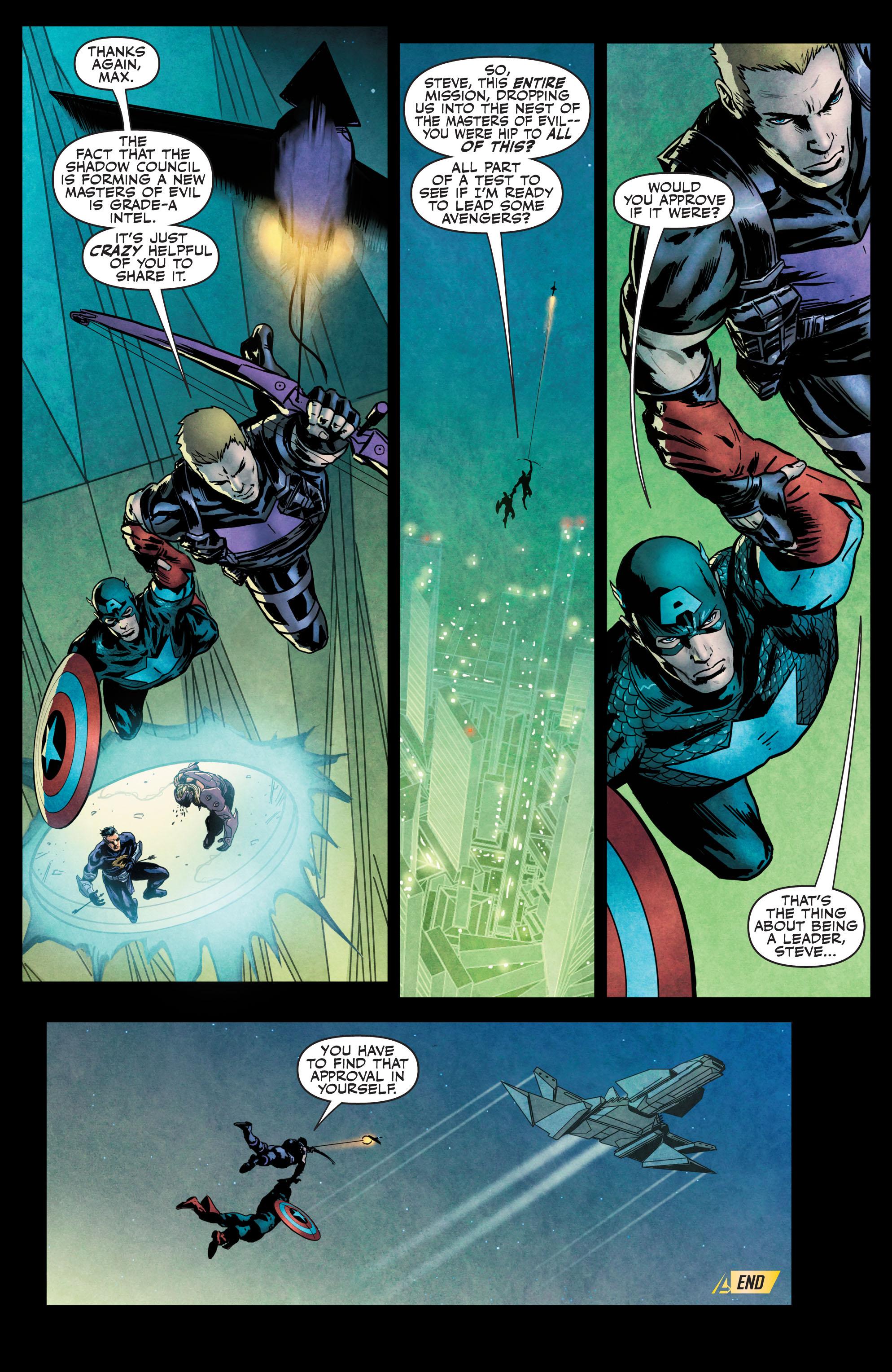 Read online Secret Avengers (2010) comic -  Issue #21.1 - 22