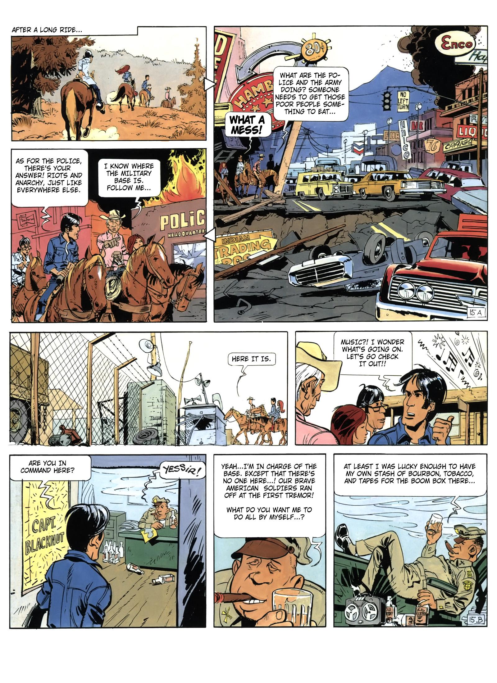 Valerian and Laureline #1 #23 - English 42
