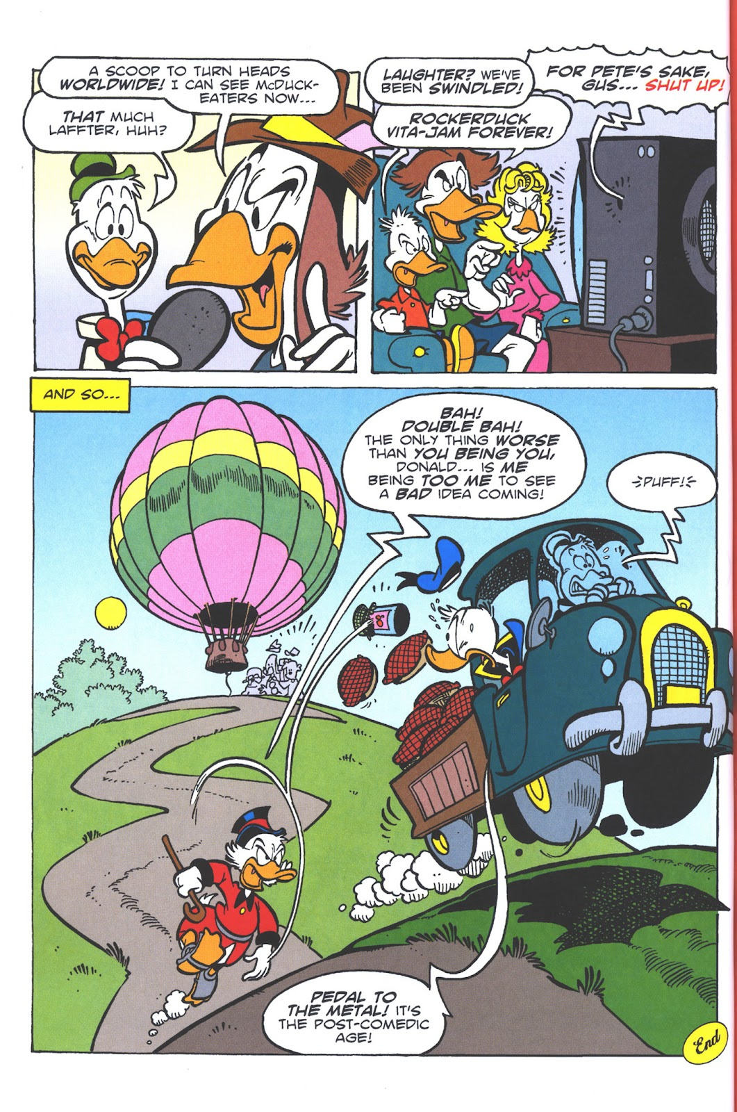 Uncle Scrooge (1953) Issue #381 #381 - English 28