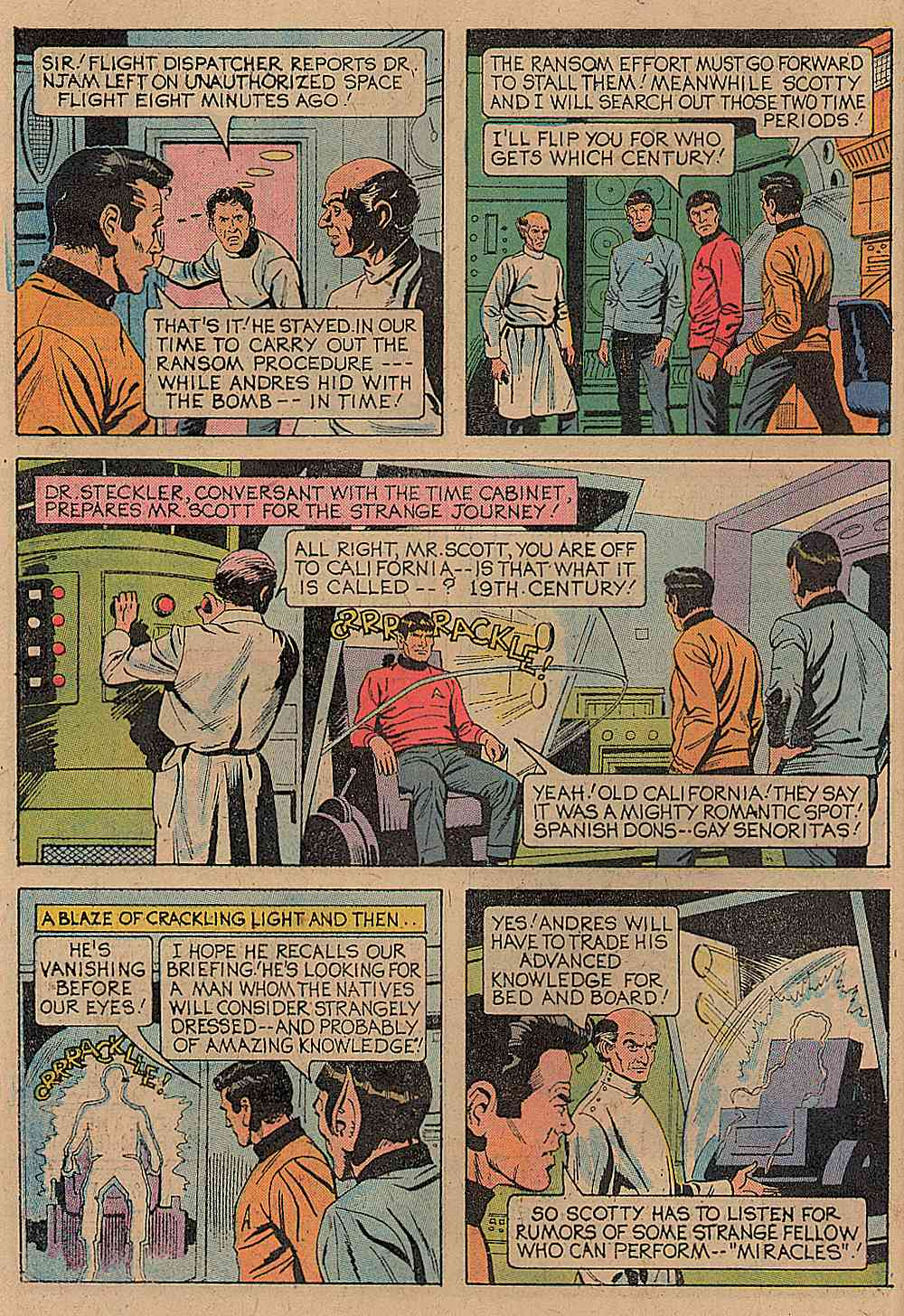 Star Trek (1967) Issue #36 #36 - English 8