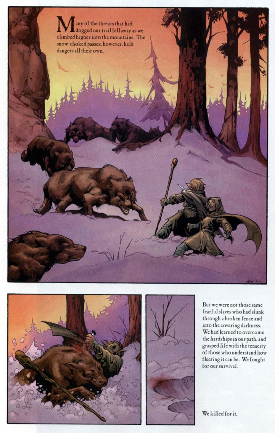 Read online Scion comic -  Issue #26 - 15