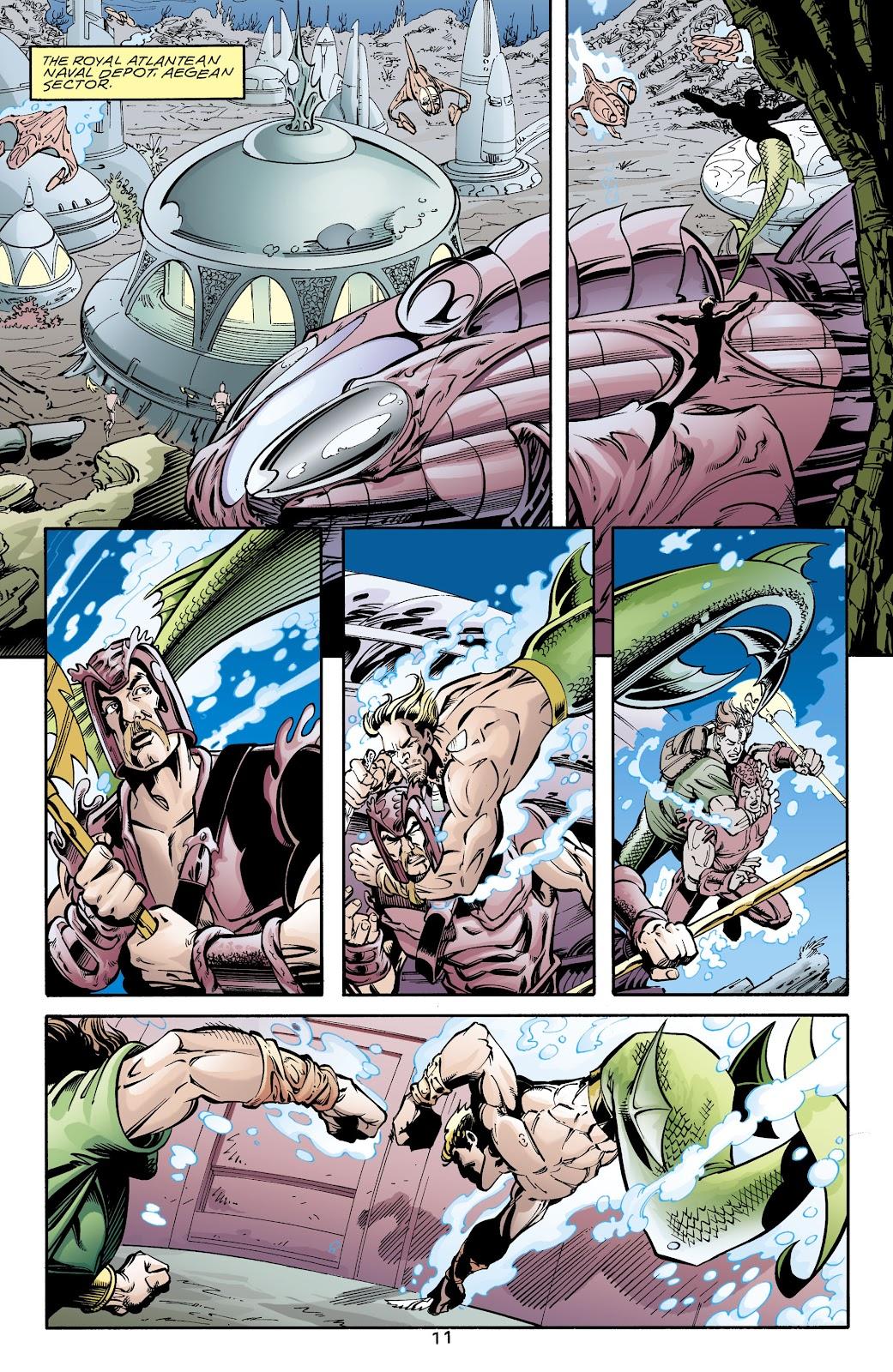 Aquaman (1994) Issue #70 #76 - English 11