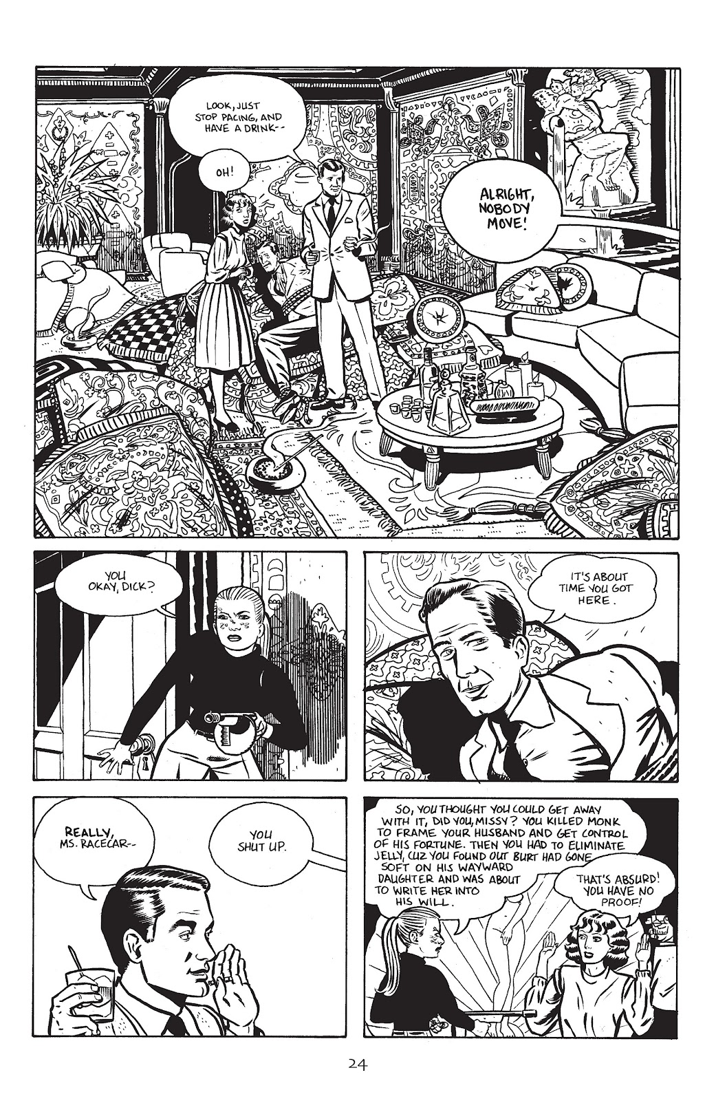 Stray Bullets Issue #18 #18 - English 26