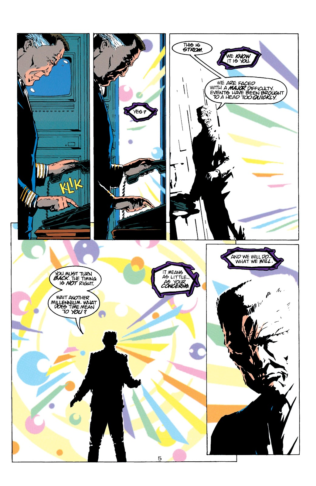 Aquaman (1994) Issue #17 #23 - English 6