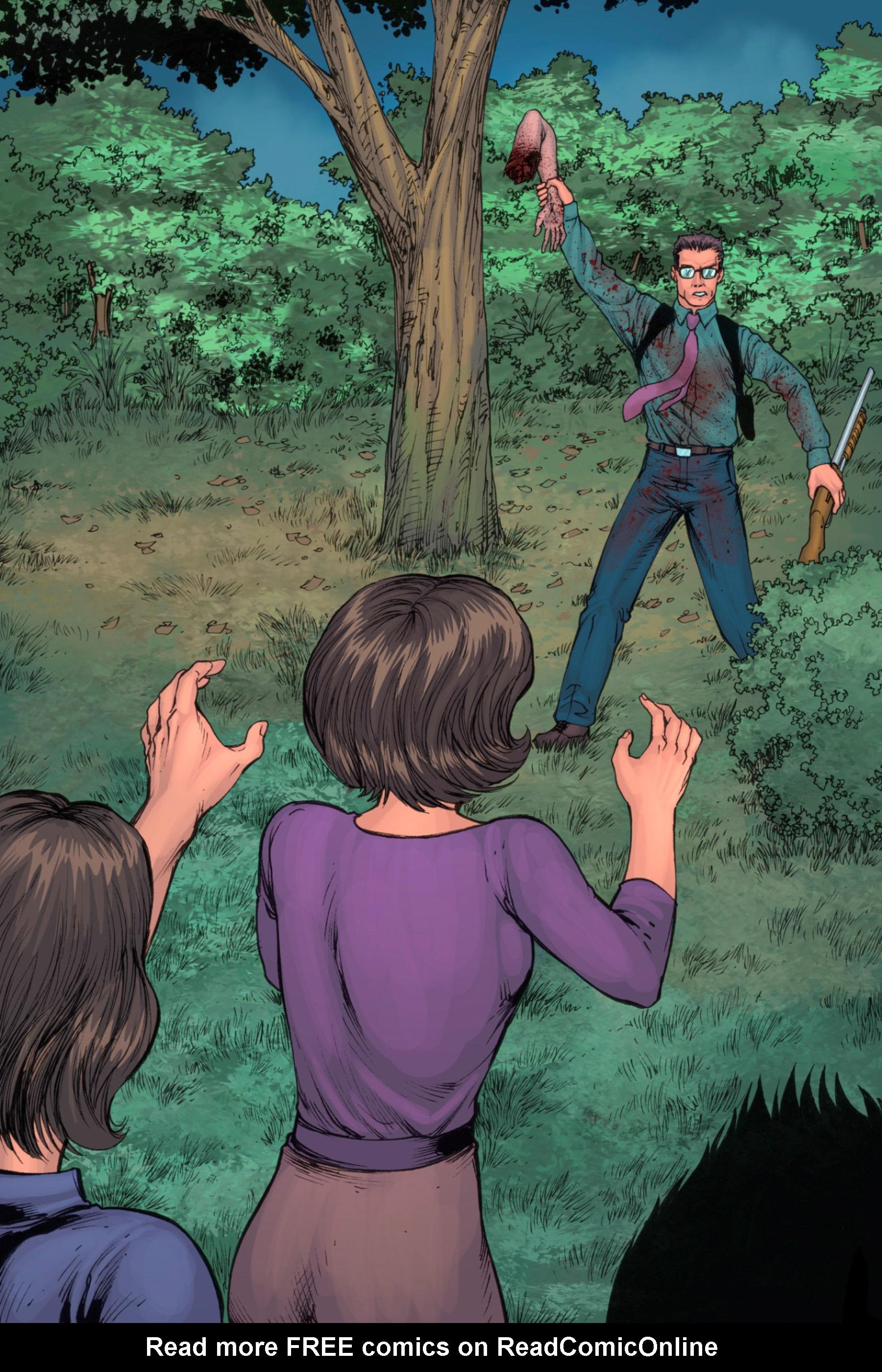 Read online Z-Men comic -  Issue #3 - 133
