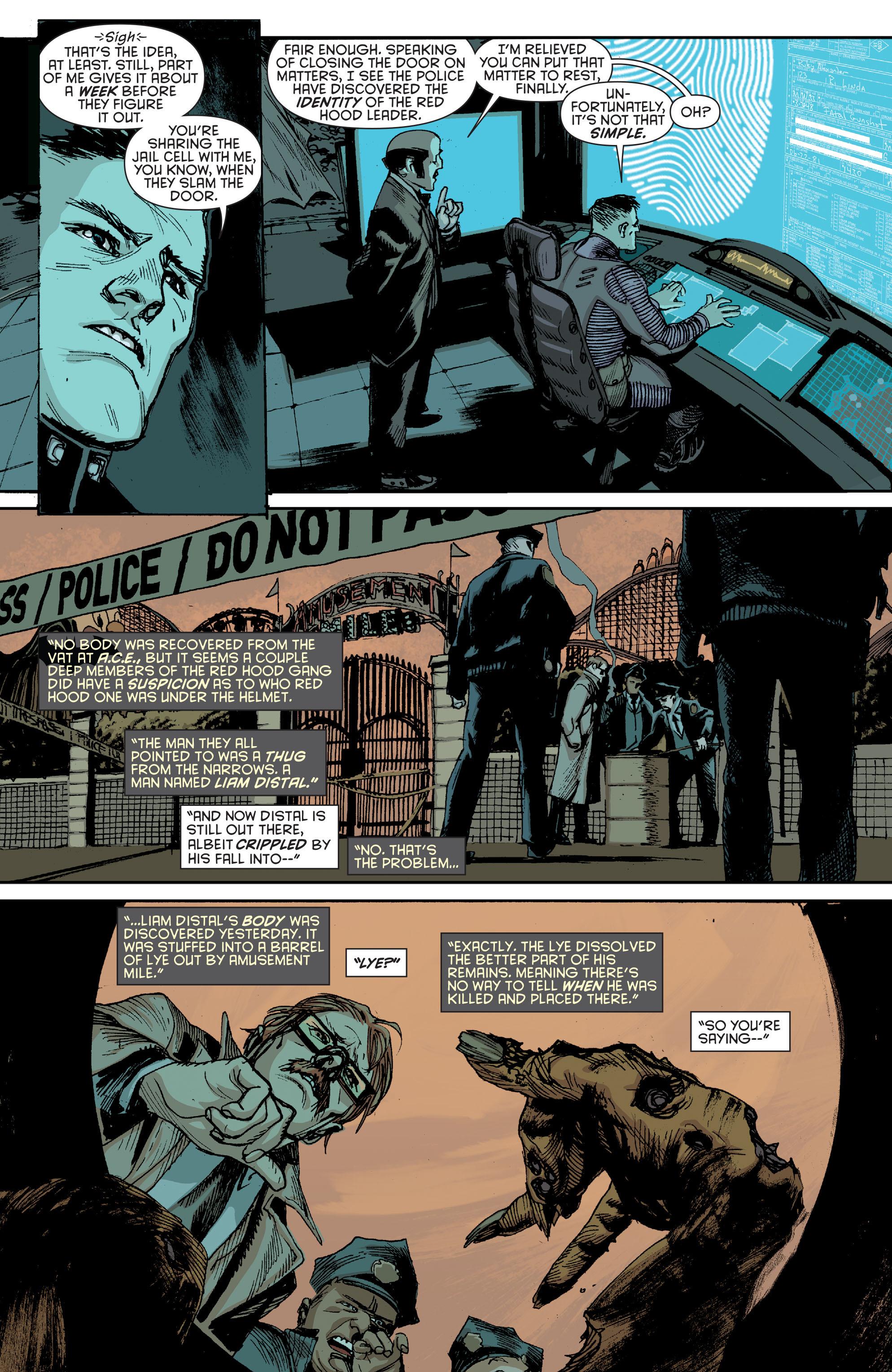DC Comics: Zero Year chap tpb pic 51