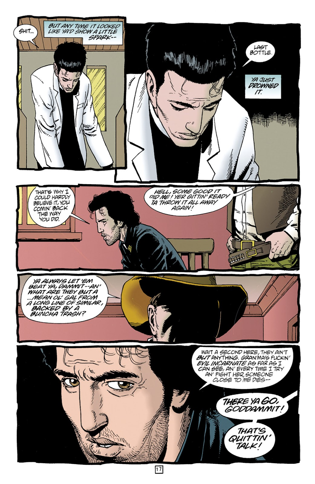 Preacher Issue #11 #20 - English 18