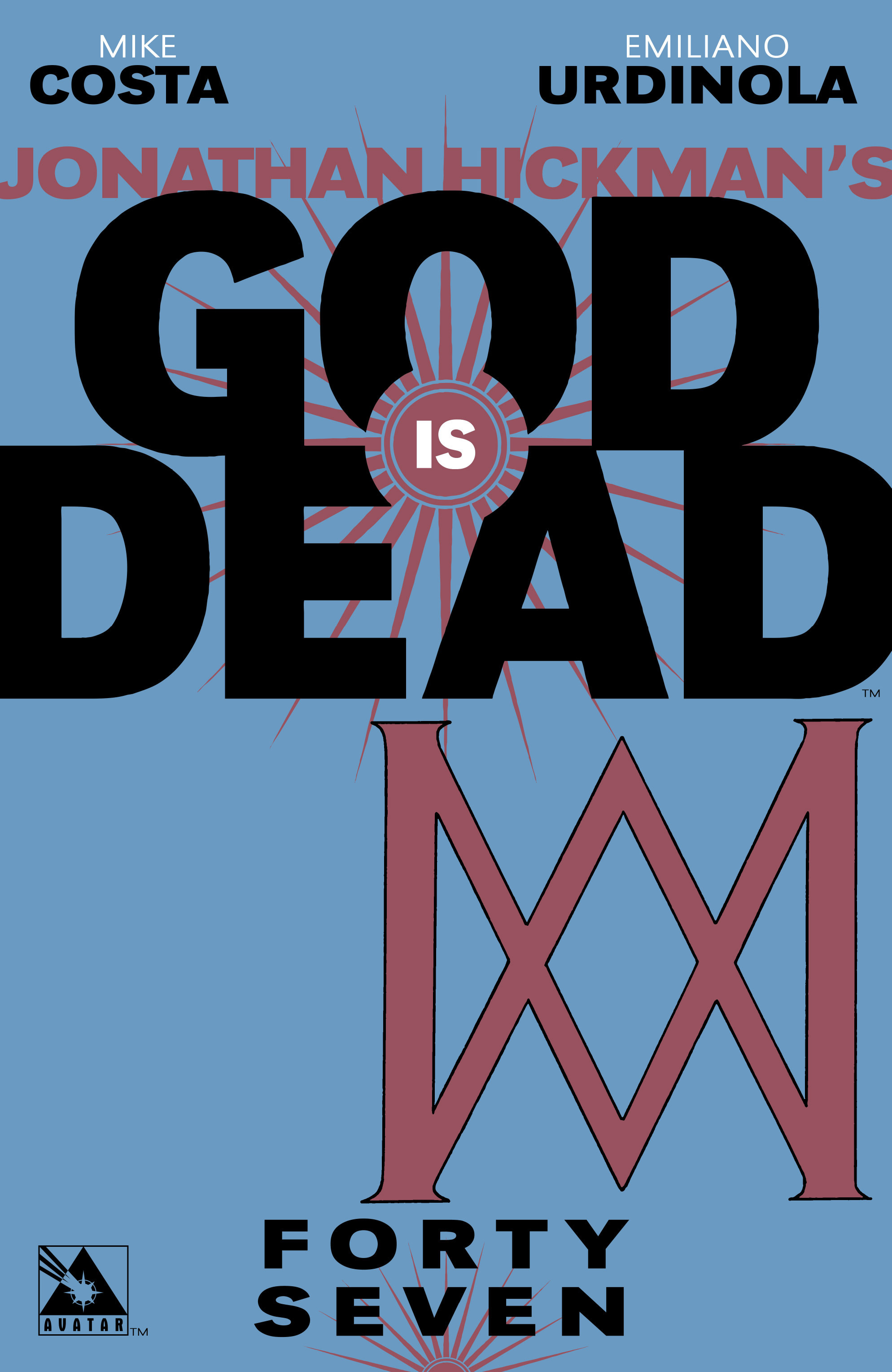 Read online God Is Dead comic -  Issue #47 - 1