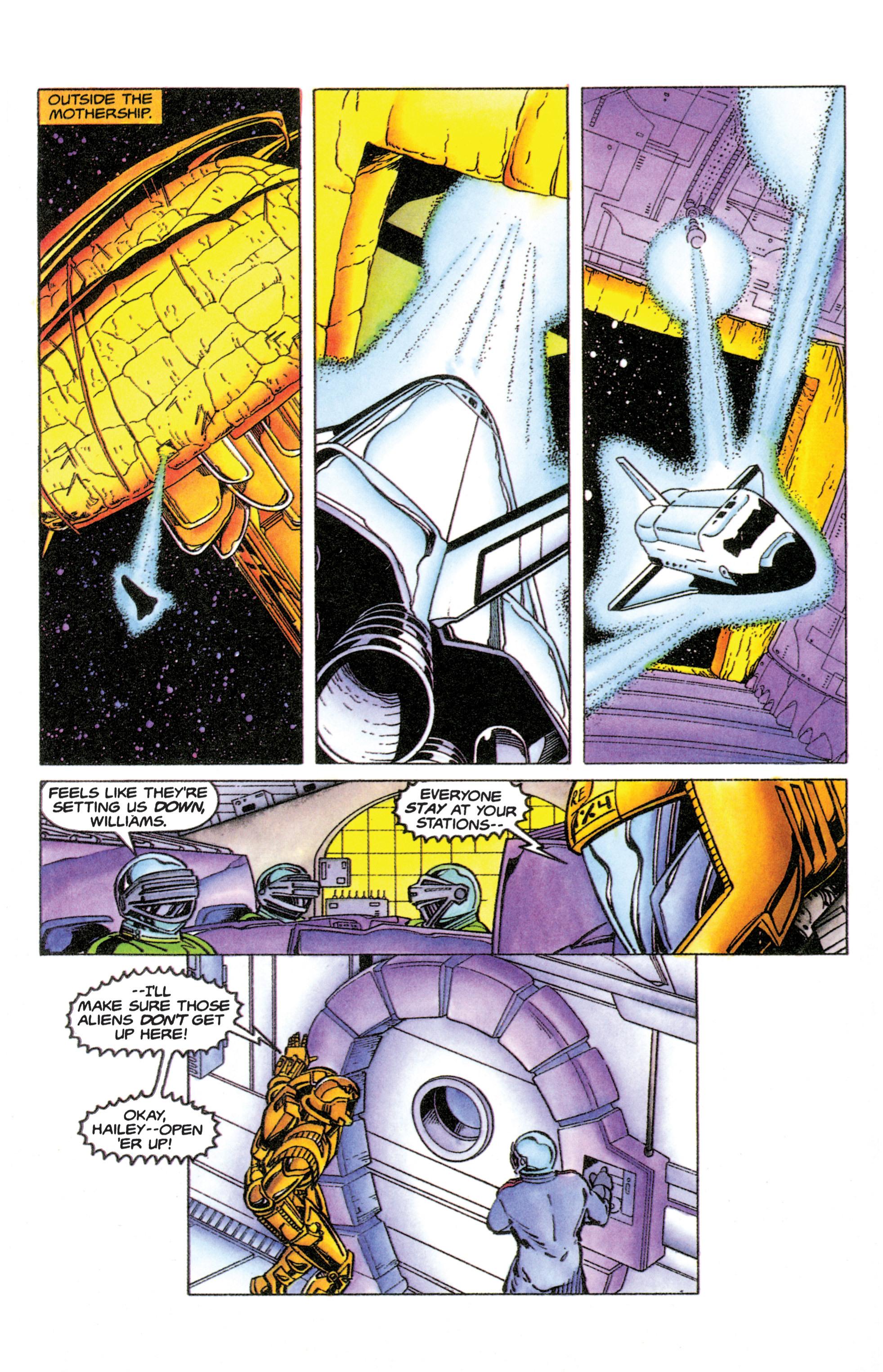 Armorines (1994) 6 Page 20