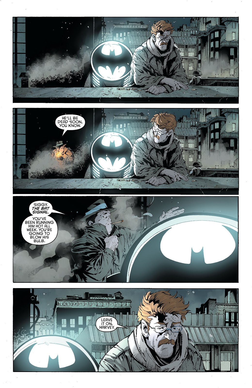 Batman (2011) Issue #5 #20 - English 2