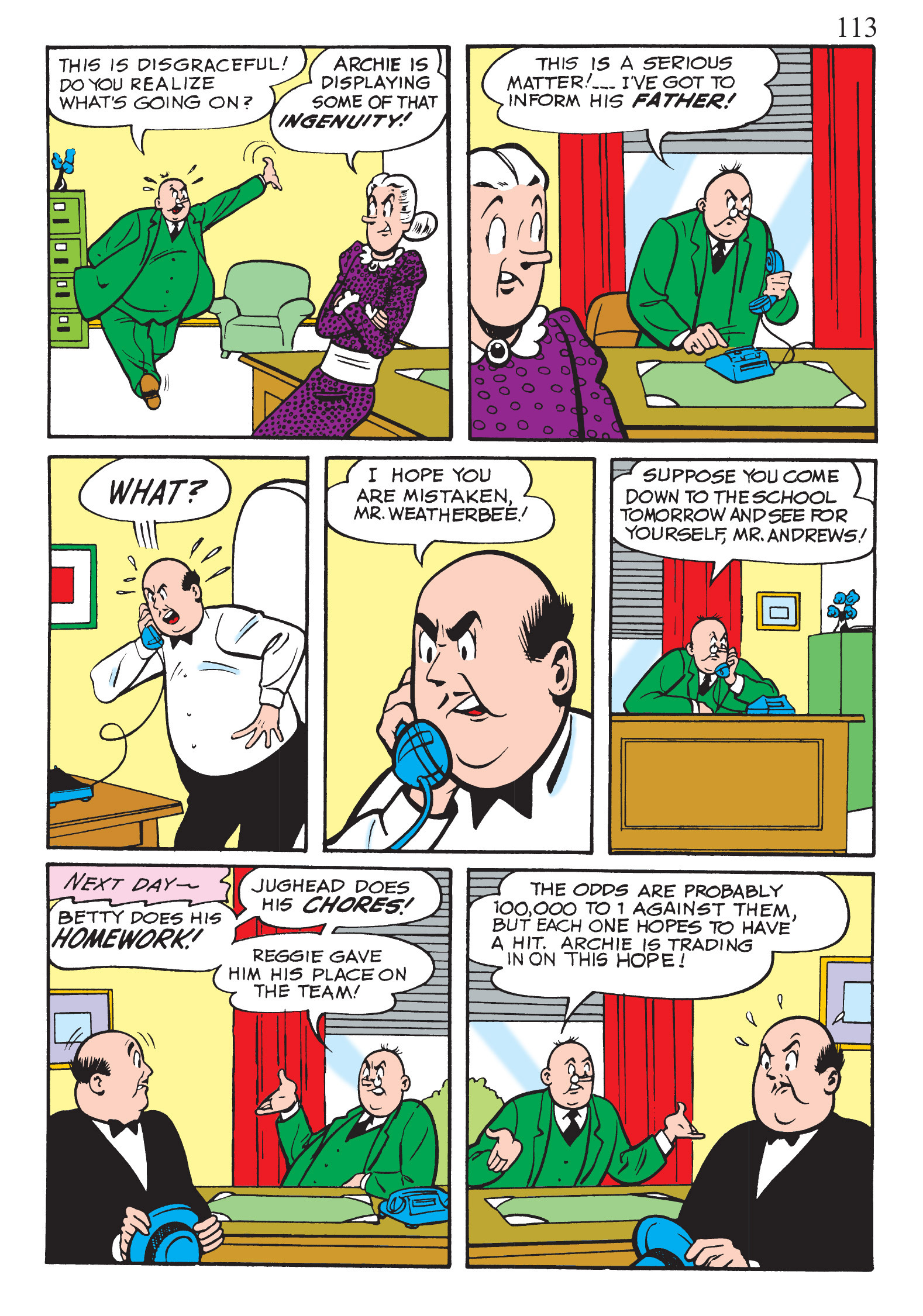 Read online The Best of Archie Comics comic -  Issue # TPB 1 (Part 1) - 110