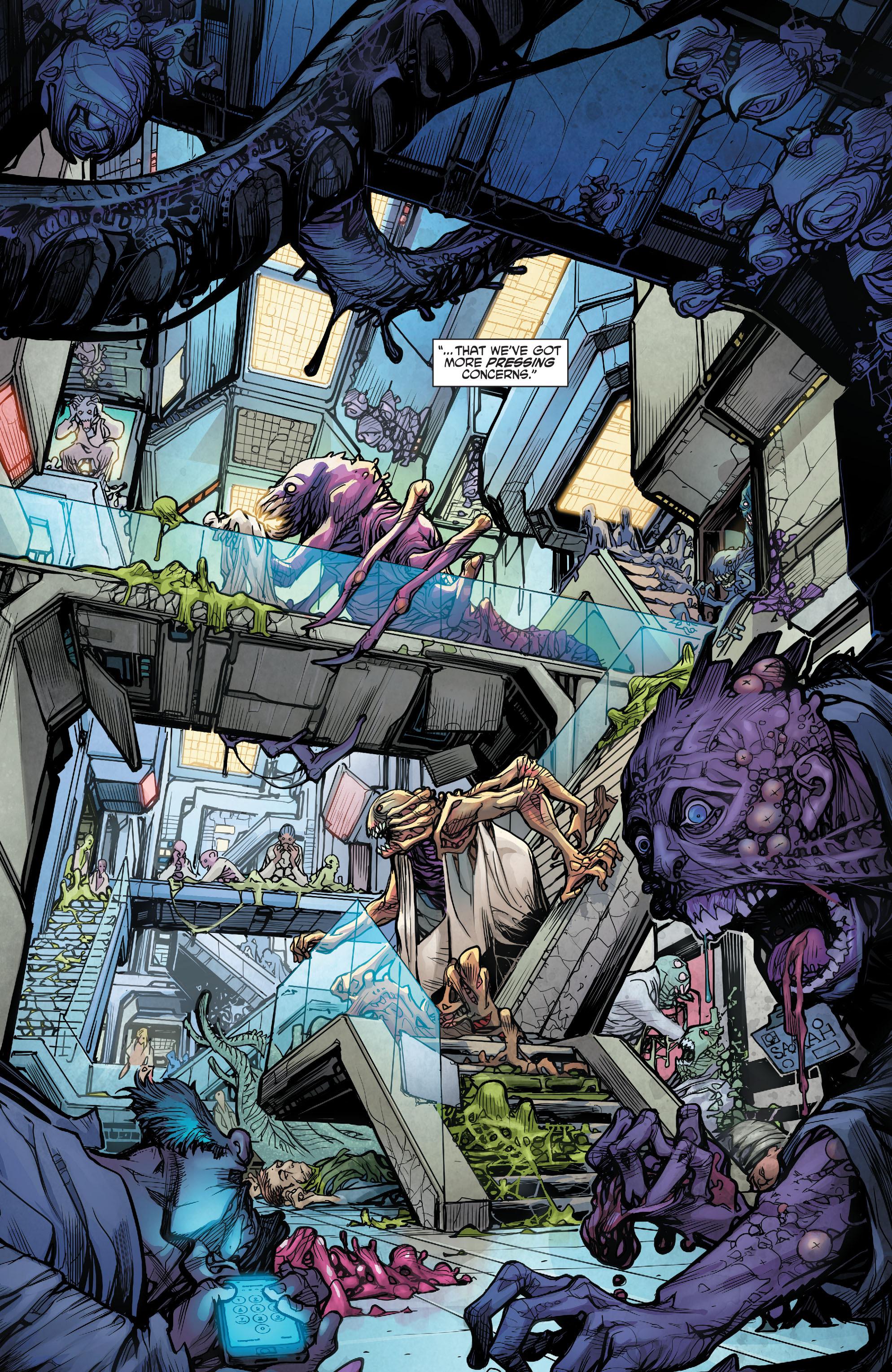 Read online Scooby Apocalypse comic -  Issue #2 - 13