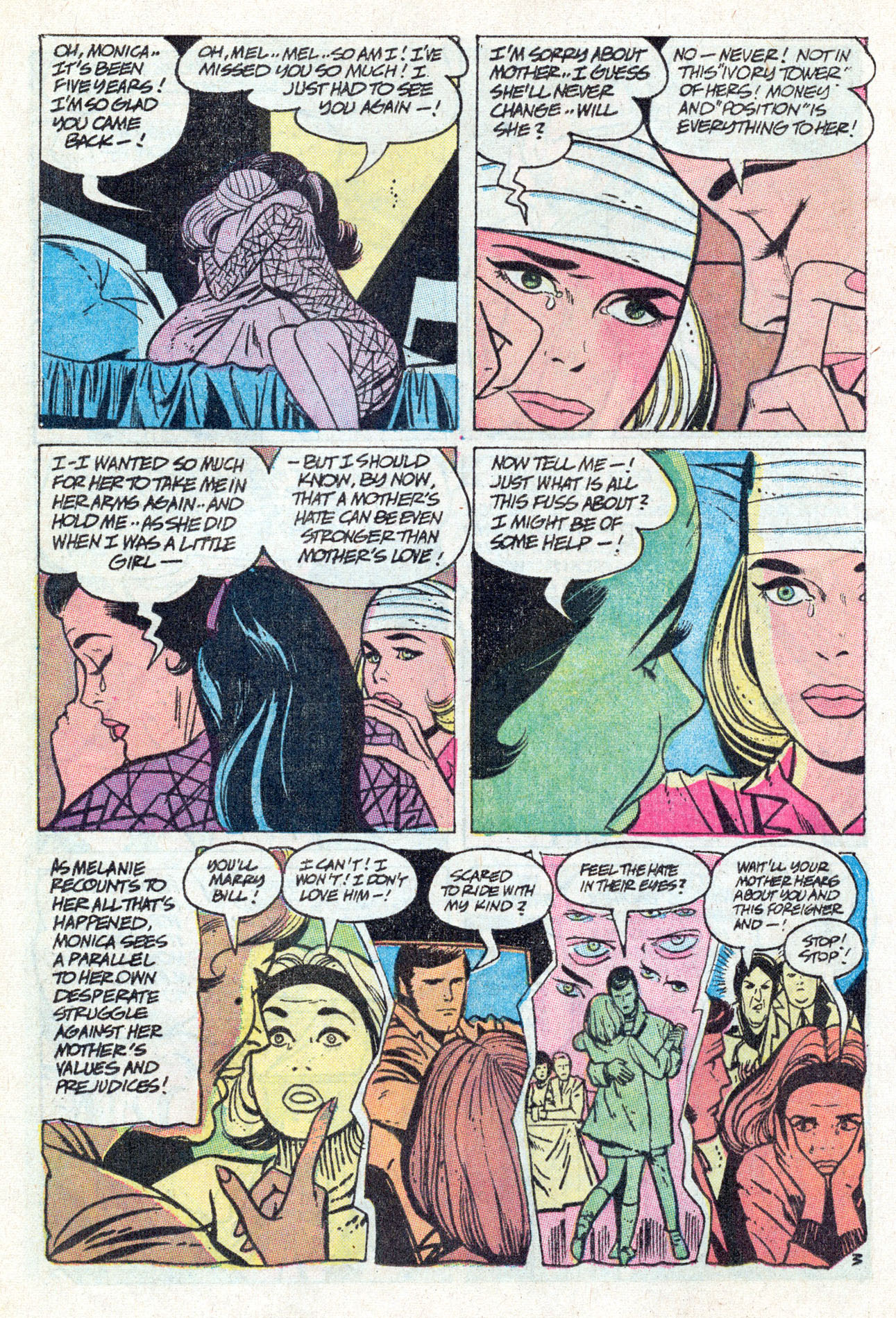 Read online Secret Hearts comic -  Issue #142 - 12