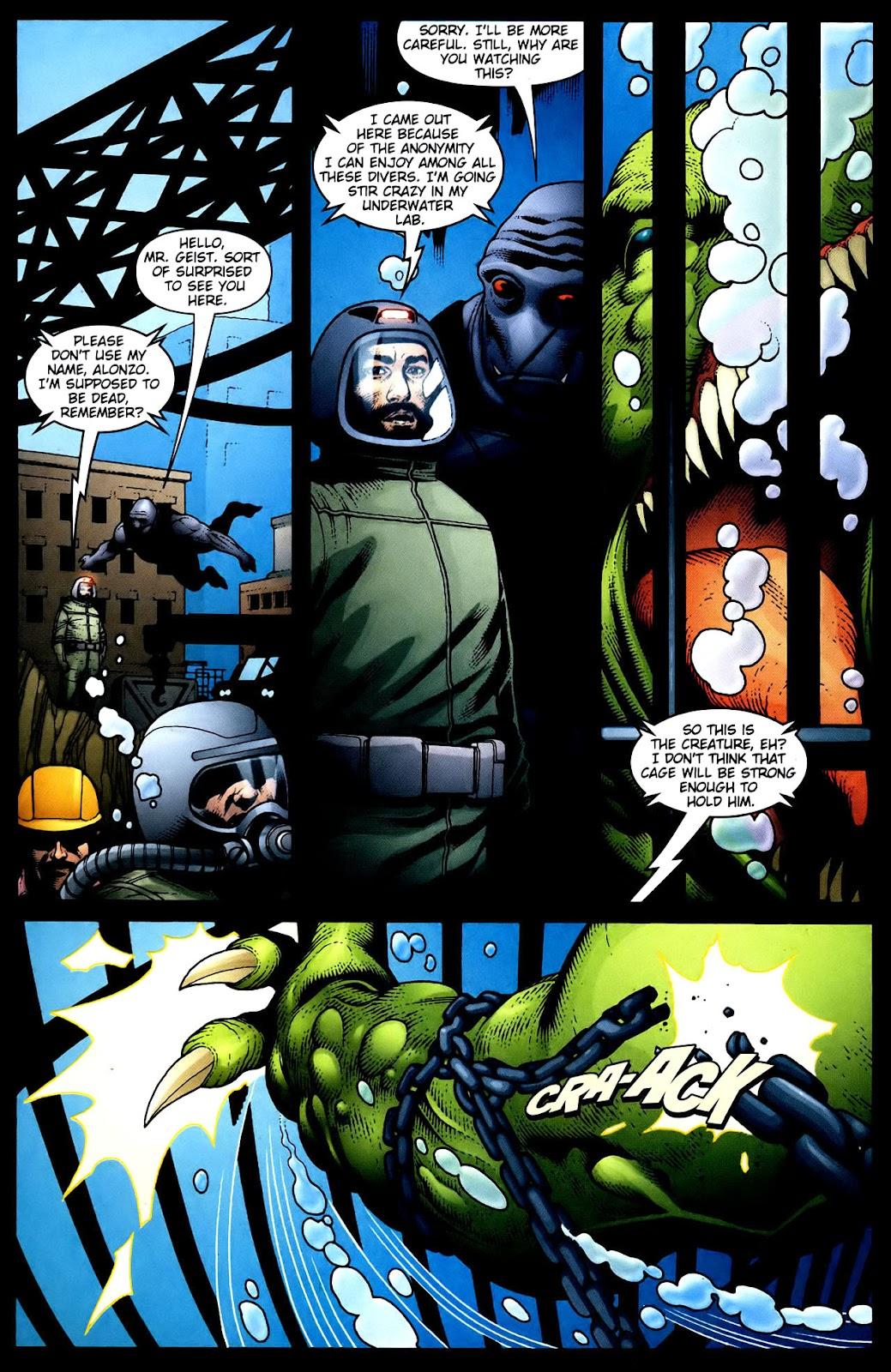 Aquaman (2003) Issue #34 #34 - English 15