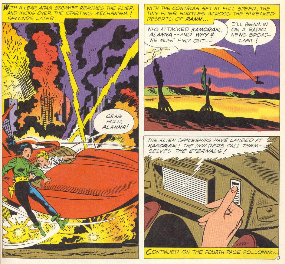 Read online Secret Origins (1961) comic -  Issue # Full - 22