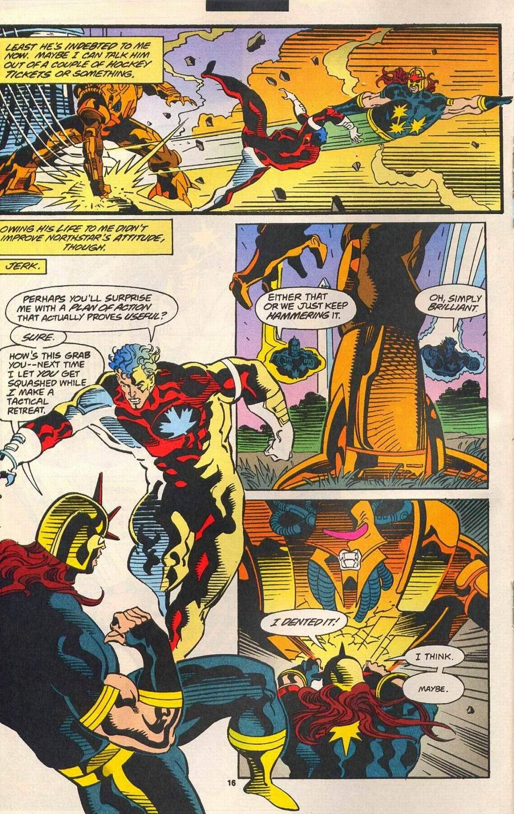 Read online Secret Defenders comic -  Issue #11 - 13