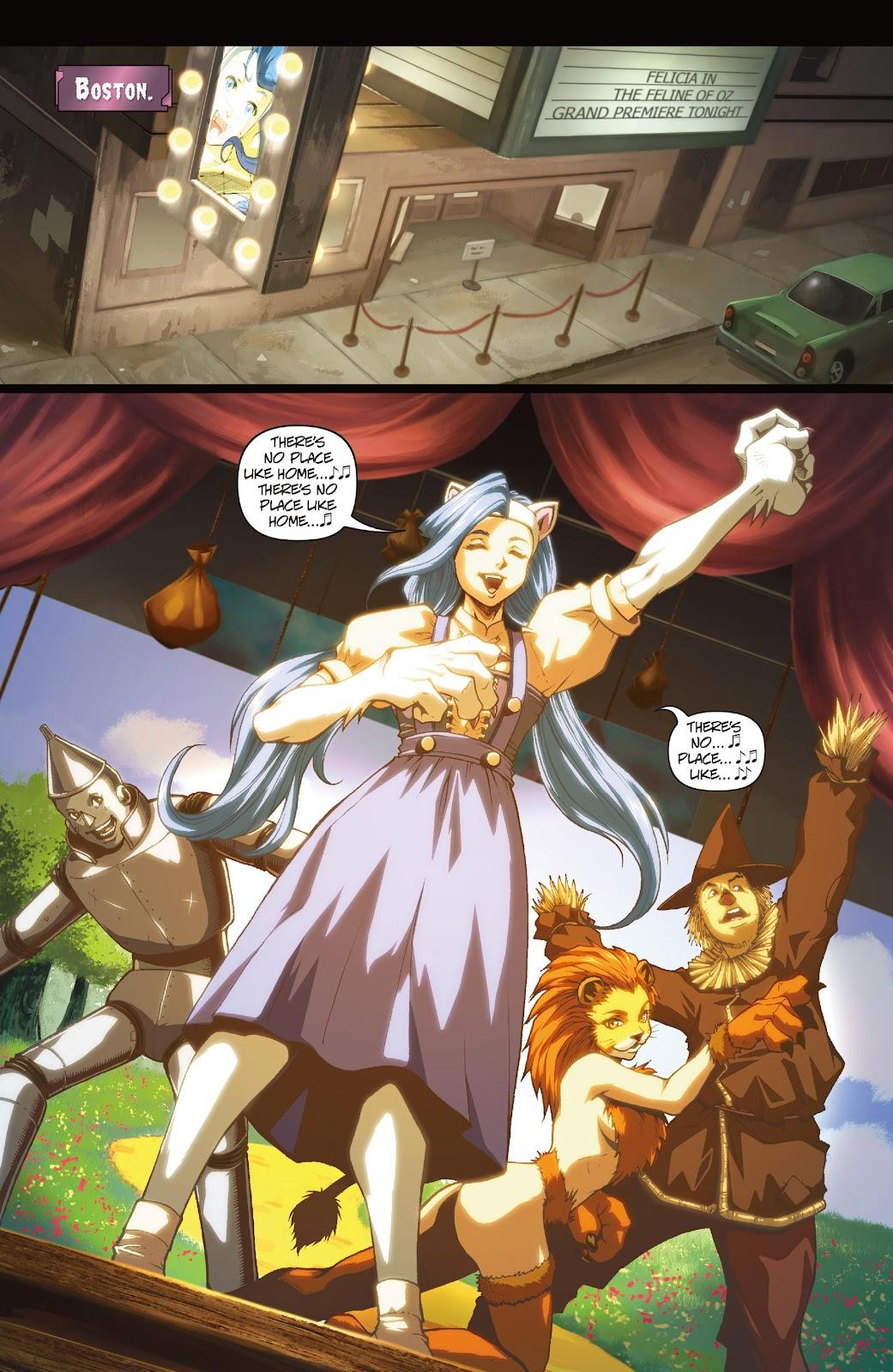 Darkstalkers Issue #3 #4 - English 4