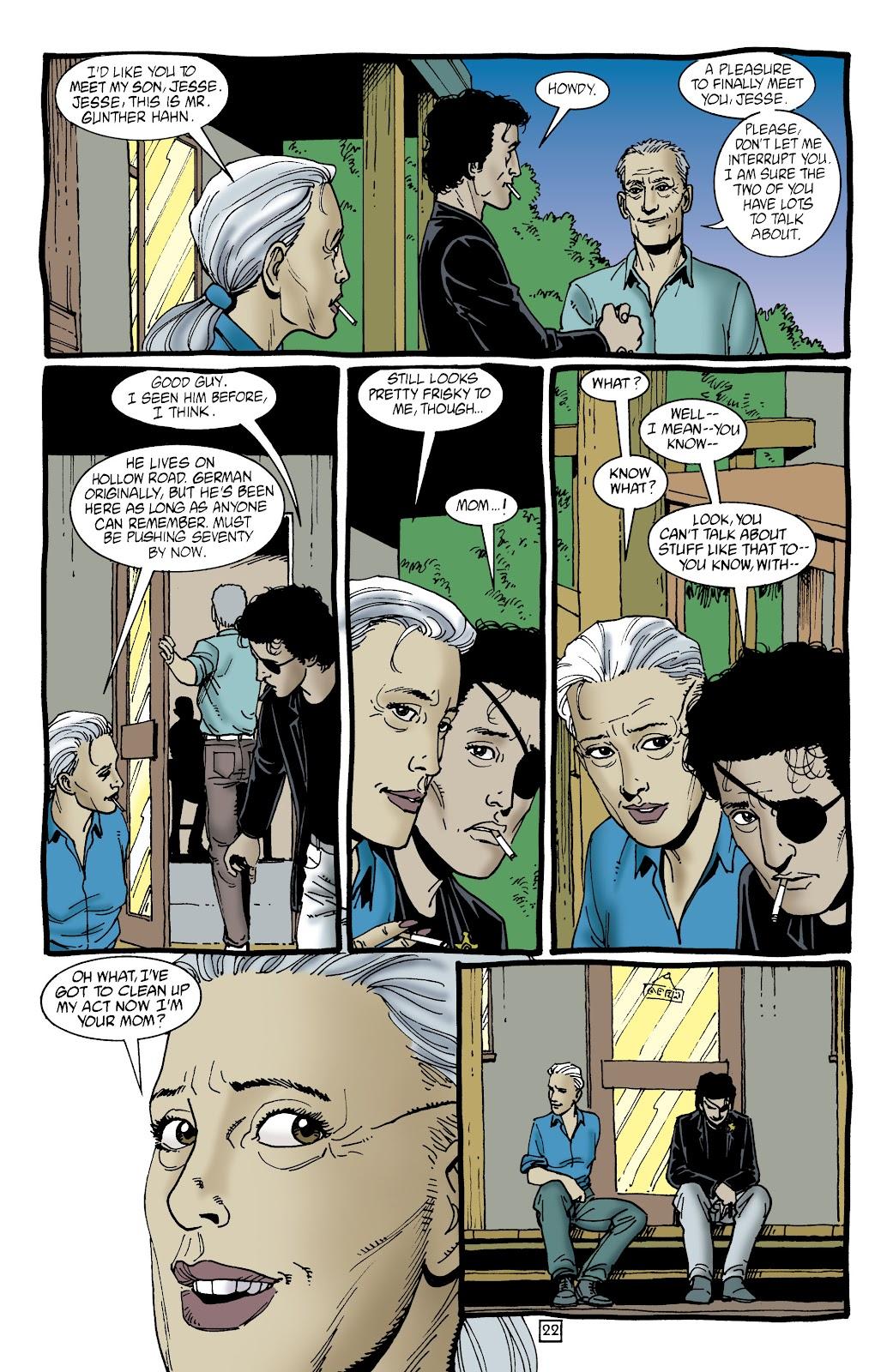 Preacher Issue #43 #52 - English 23