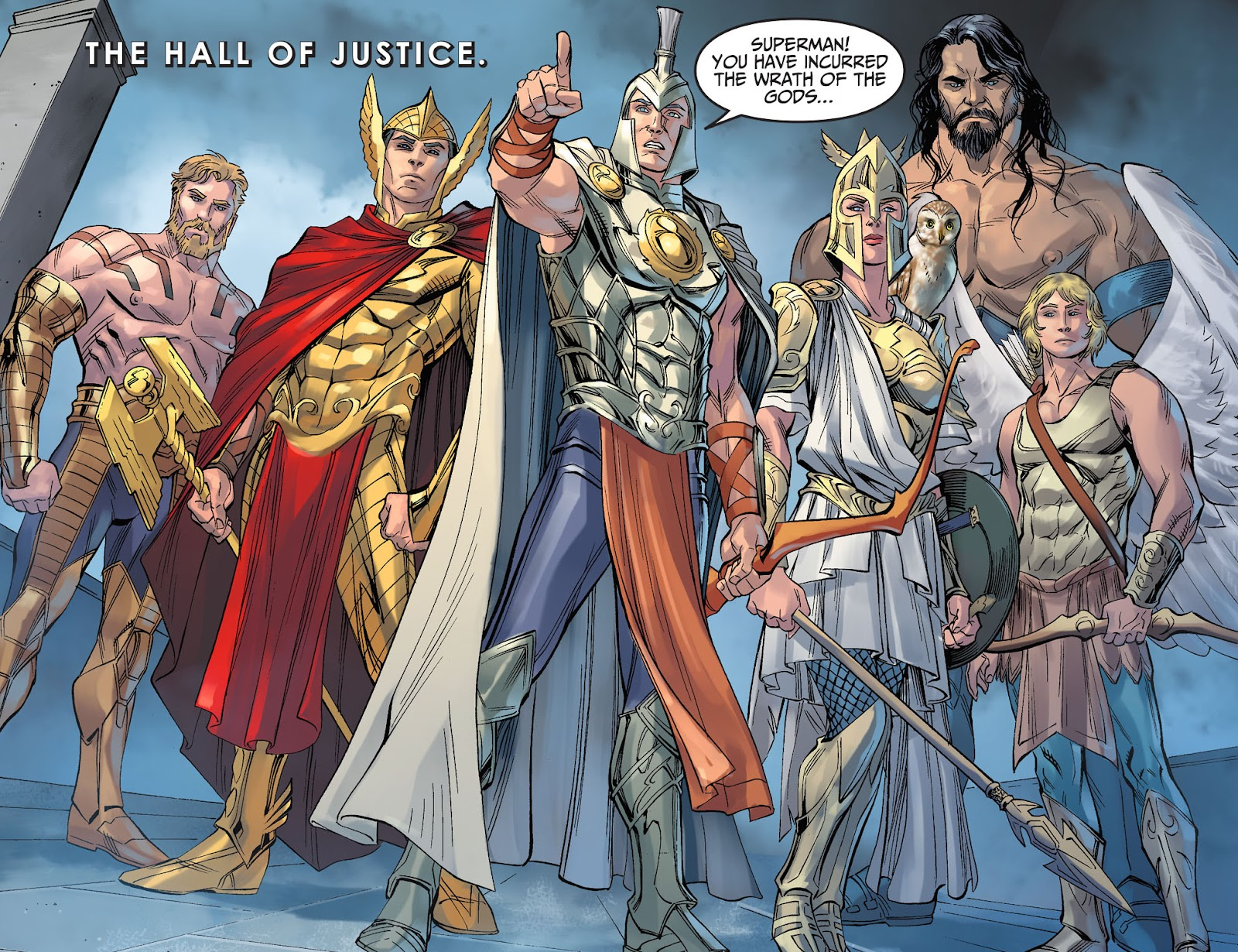 Injustice: Gods Among Us Year Four Issue #11 #12 - English 4