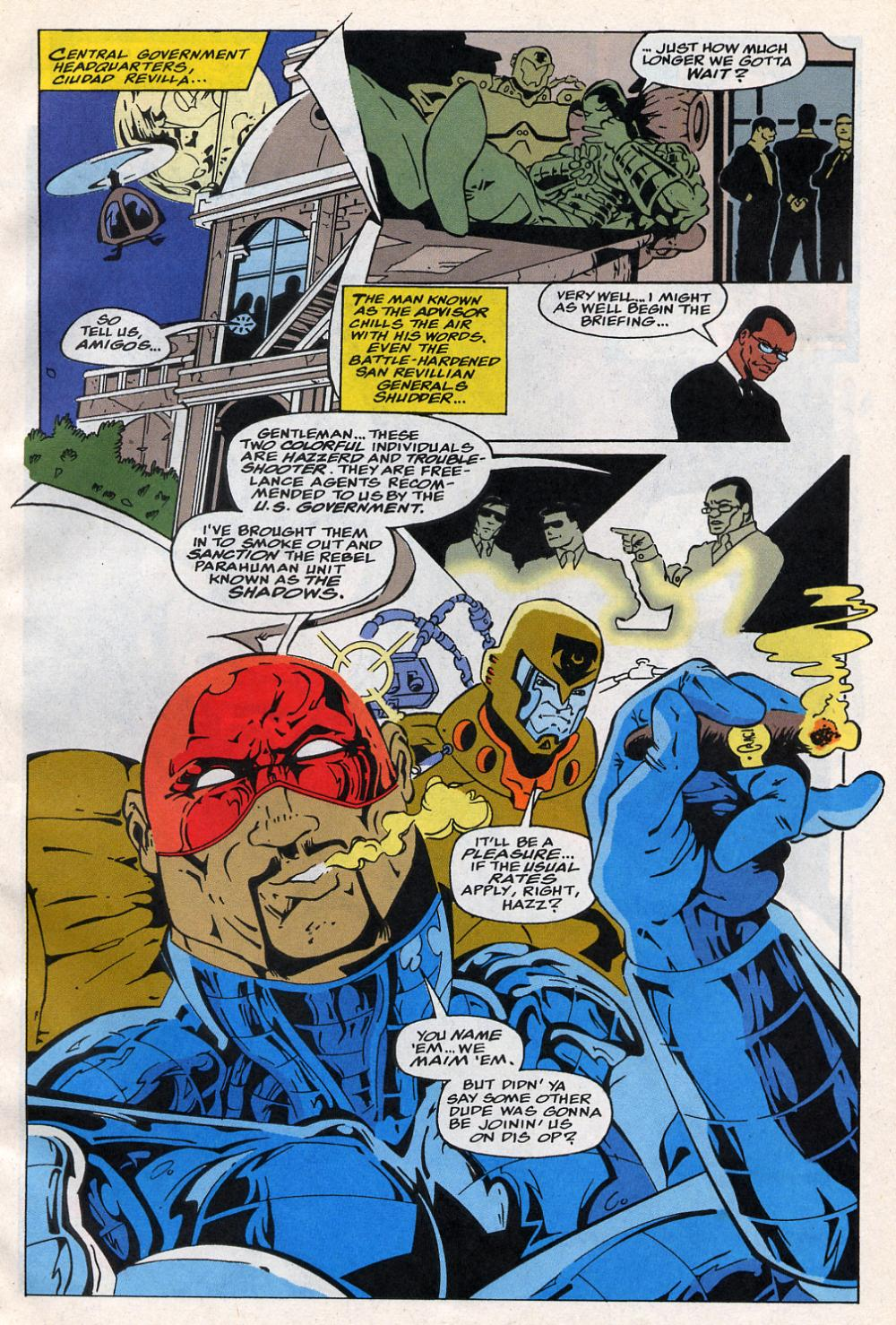 Force Works Issue #12 #12 - English 38
