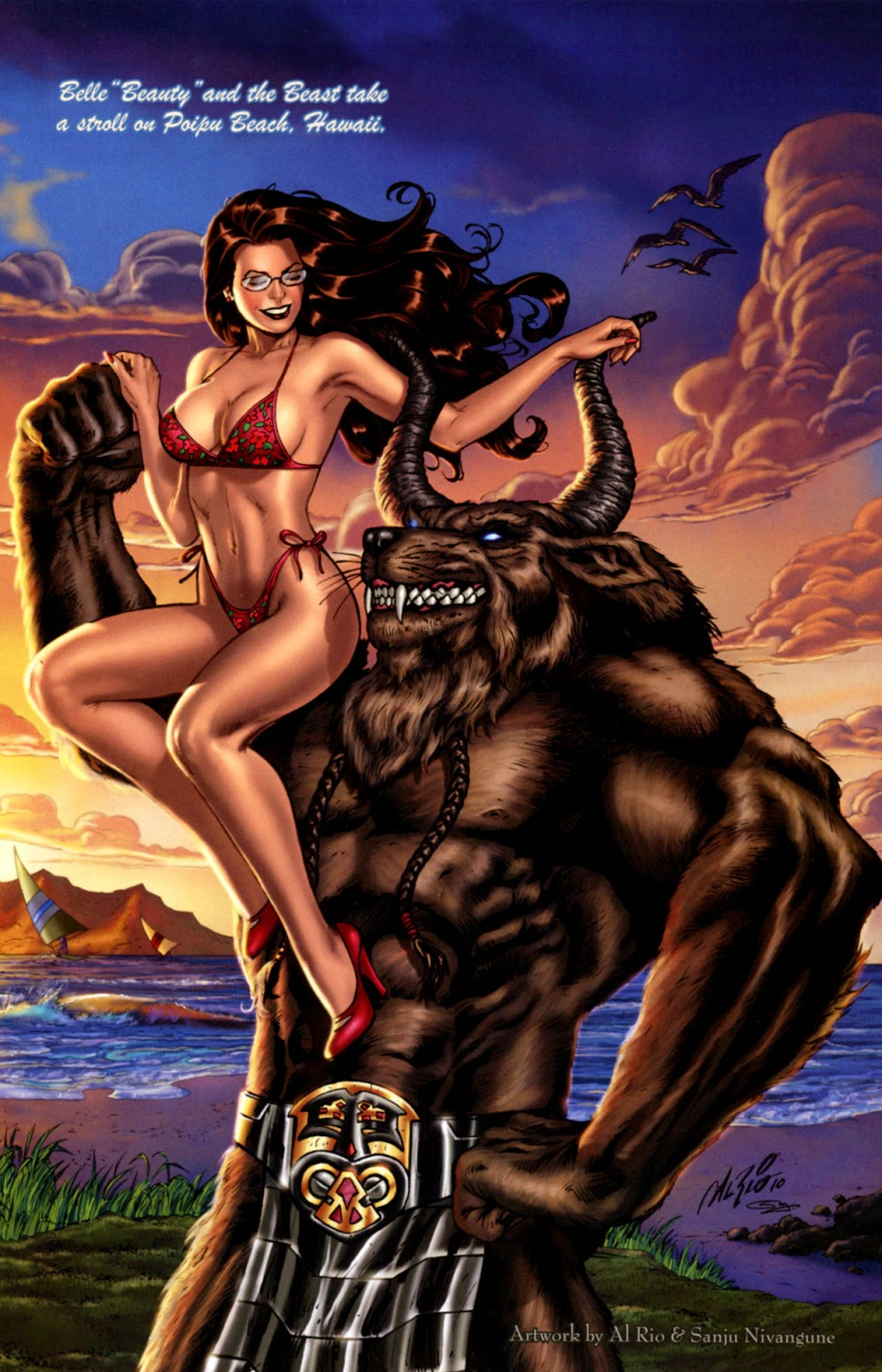 Grimm Fairy Tales: Swimsuit Edition Full #1 - English 22