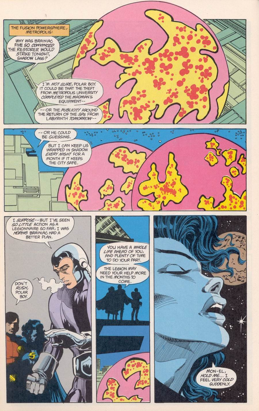 Tales of the Legion Issue #347 #34 - English 21