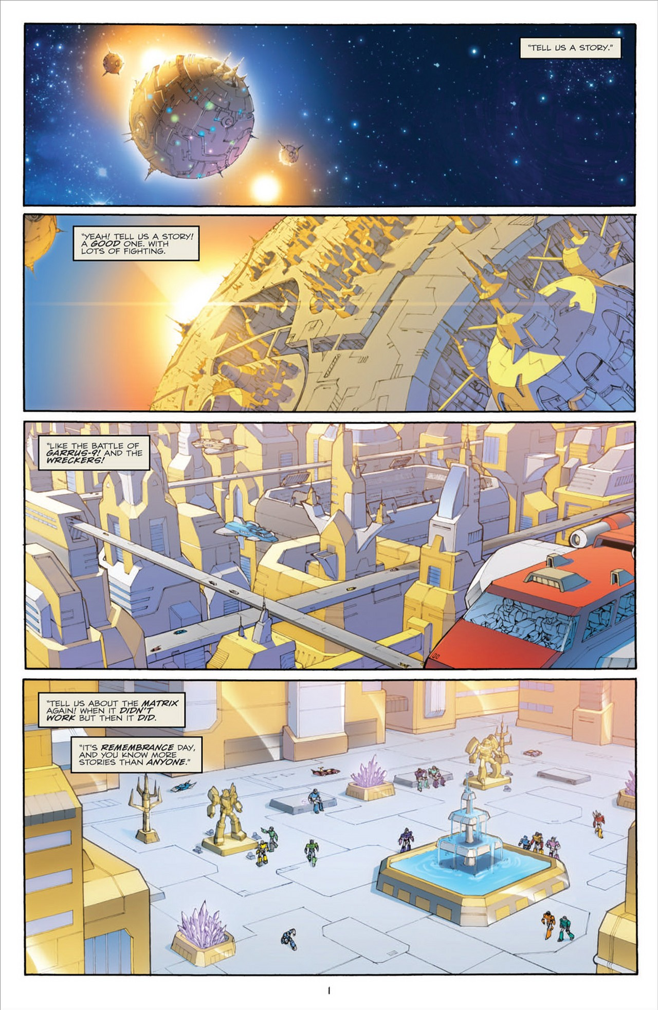 The Transformers (2009) chap 31 pic 5