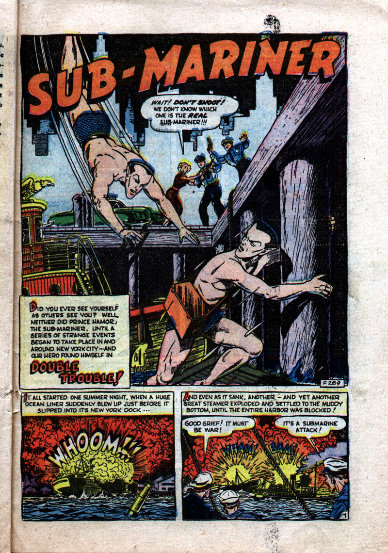 Sub-Mariner Comics #37 #37 - English 25