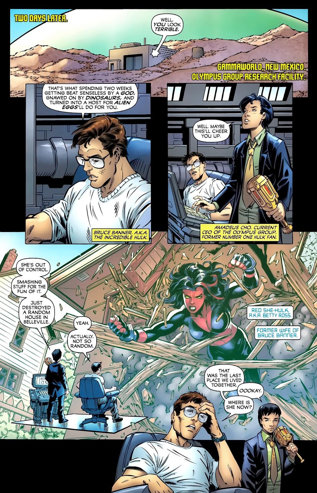 Incredible Hulks (2010) Issue #626 #16 - English 7