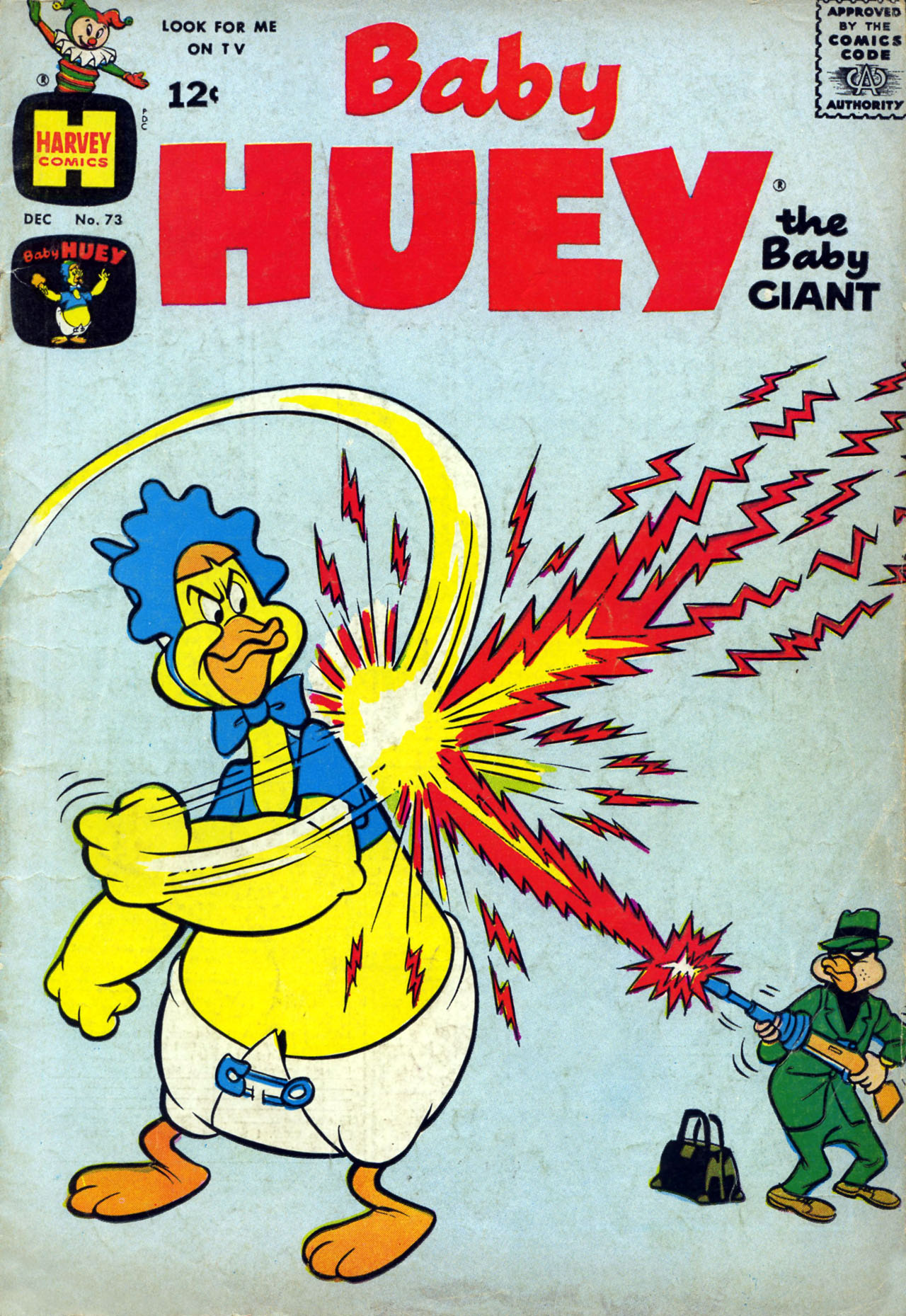 Baby Huey, the Baby Giant 73 Page 1