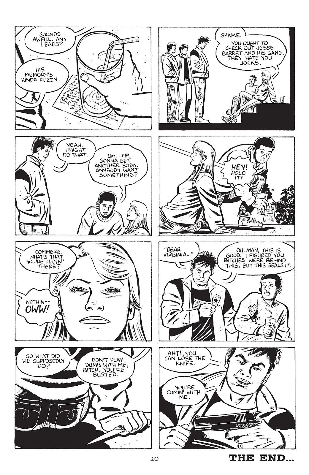 Stray Bullets Issue #38 #38 - English 22