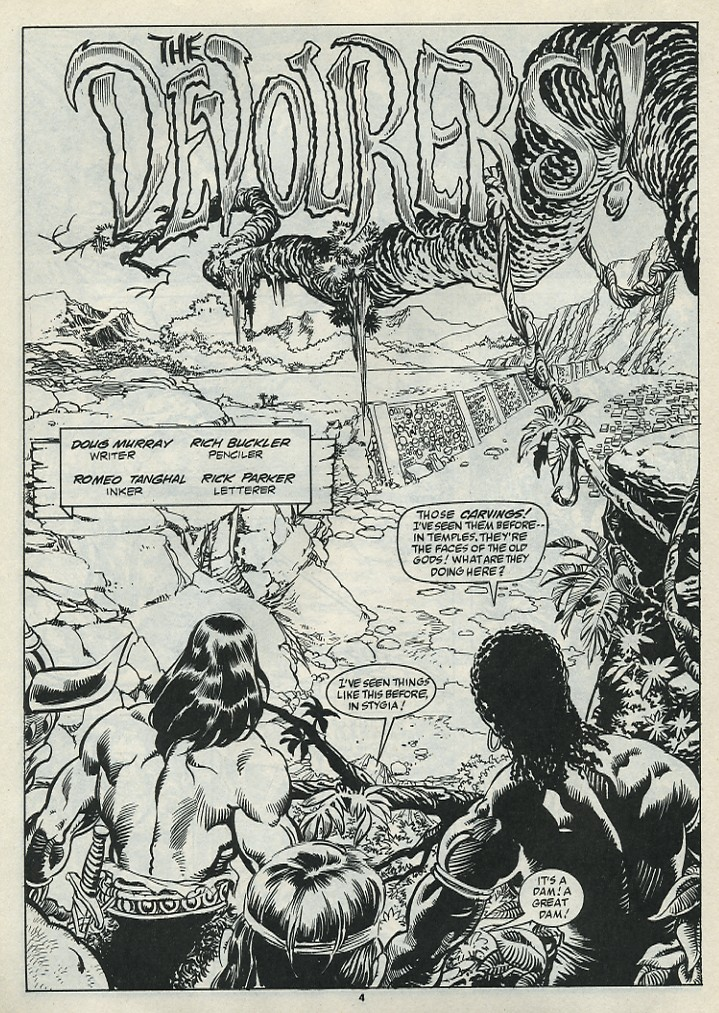 The Savage Sword Of Conan Issue #182 #183 - English 6