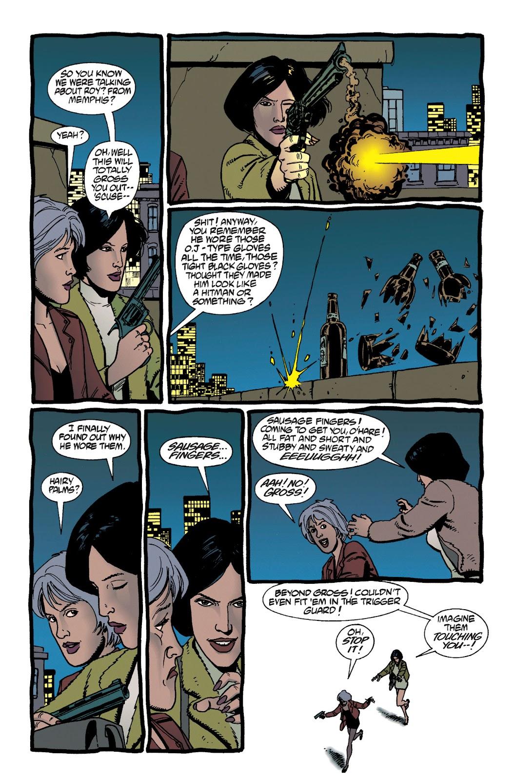 Preacher Issue #27 #36 - English 20