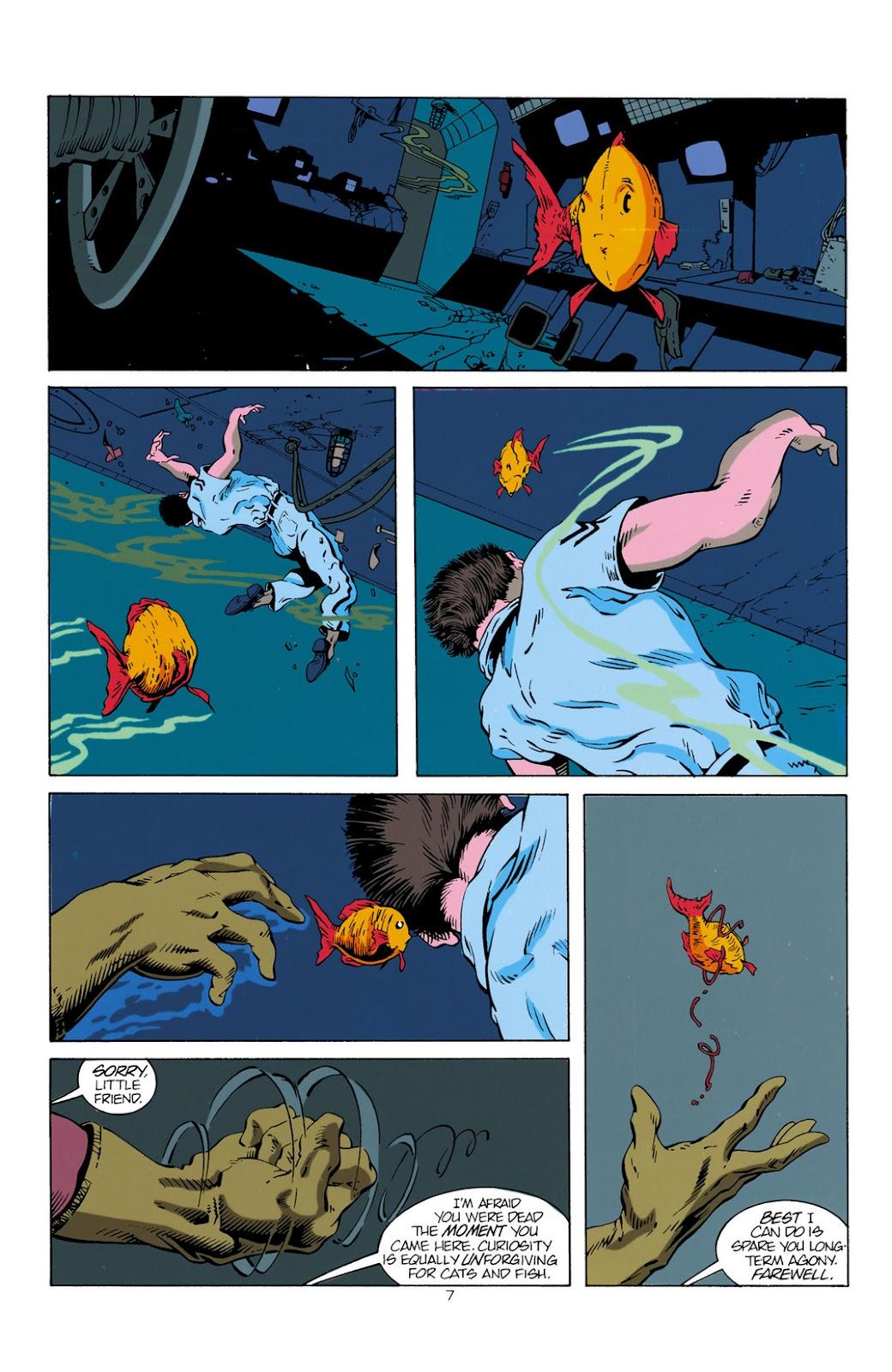 Aquaman (1994) Issue #1 #7 - English 8