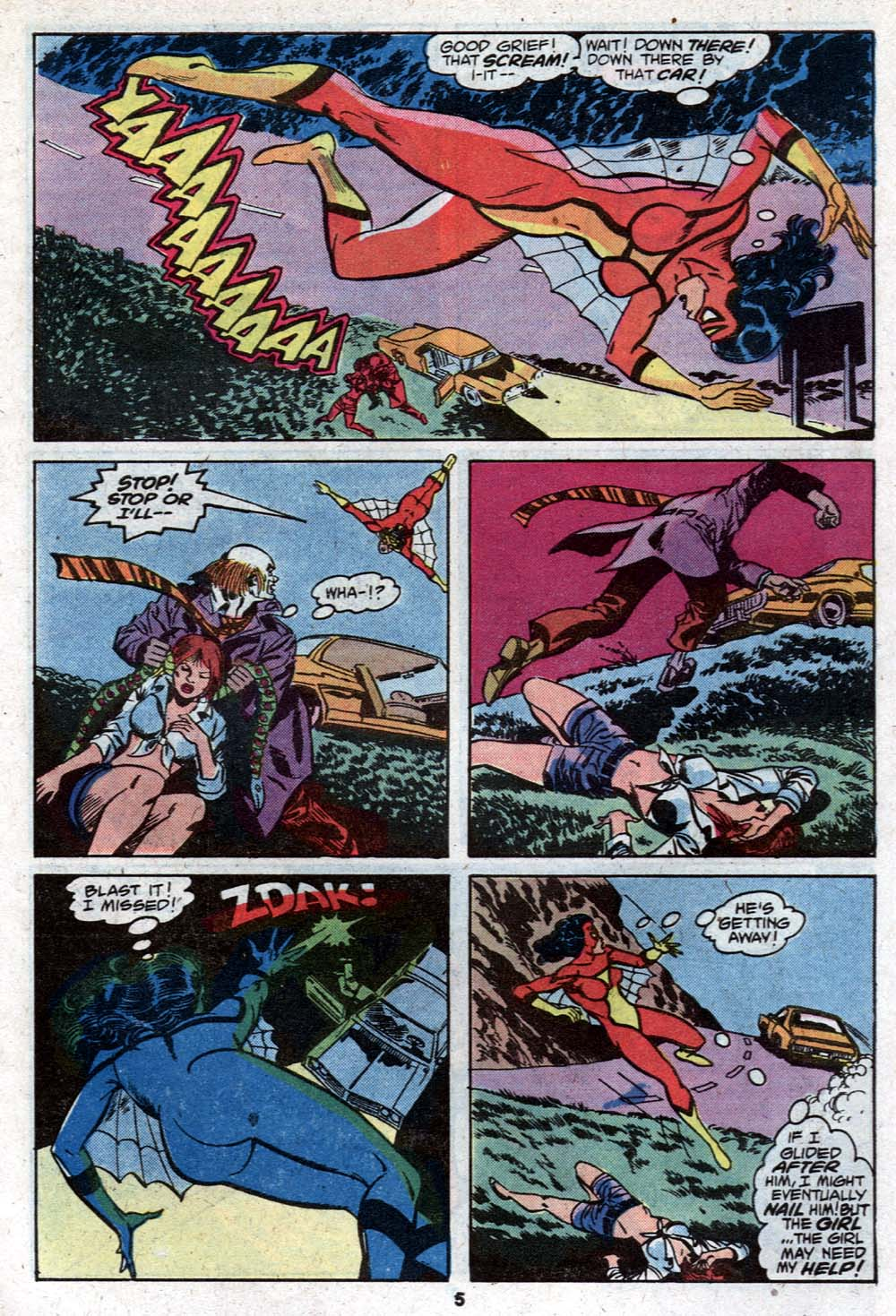 Spider-Woman (1978) Issue #22 #22 - English 5