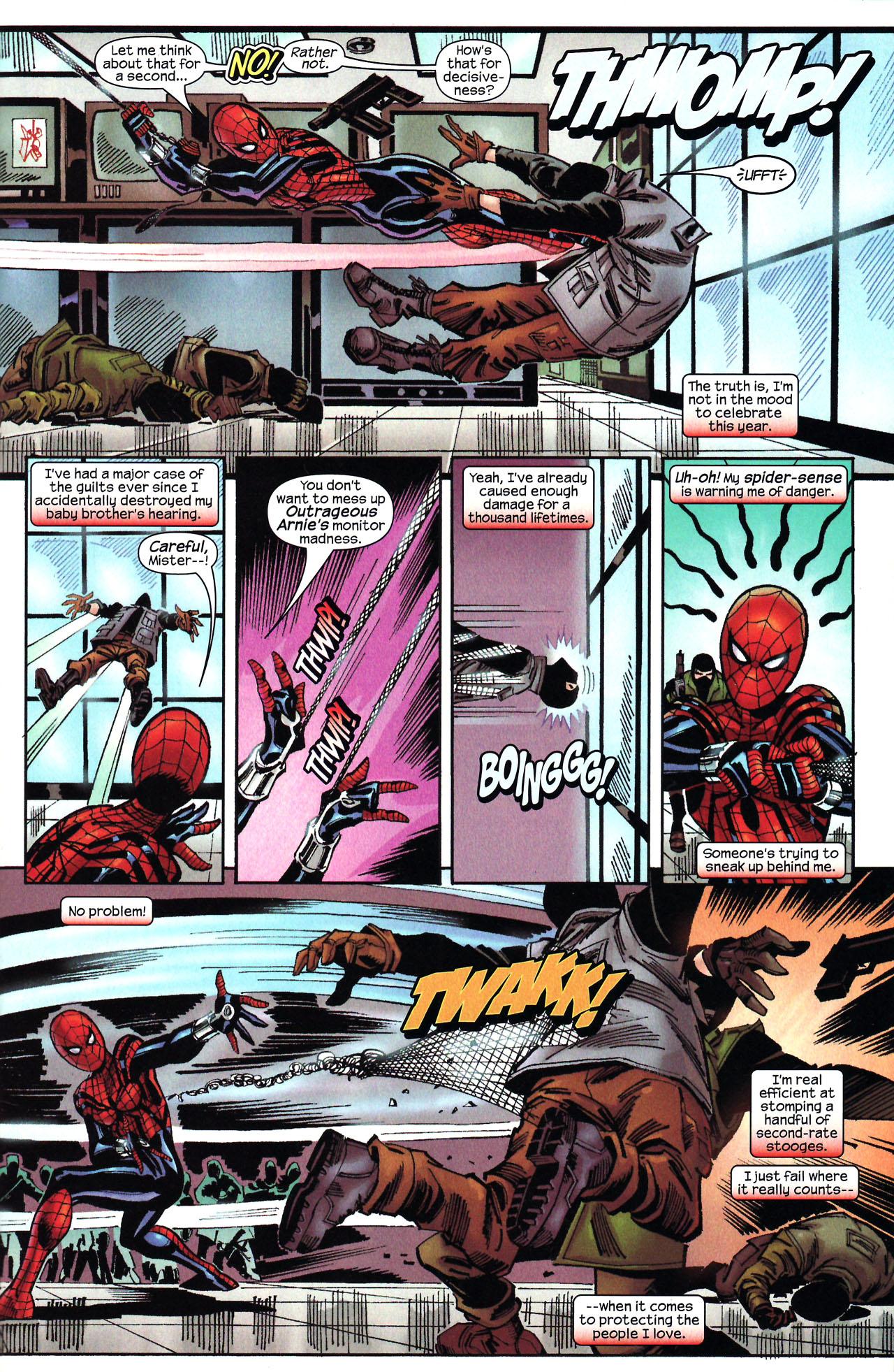 Amazing Spider-Girl #15 #16 - English 4