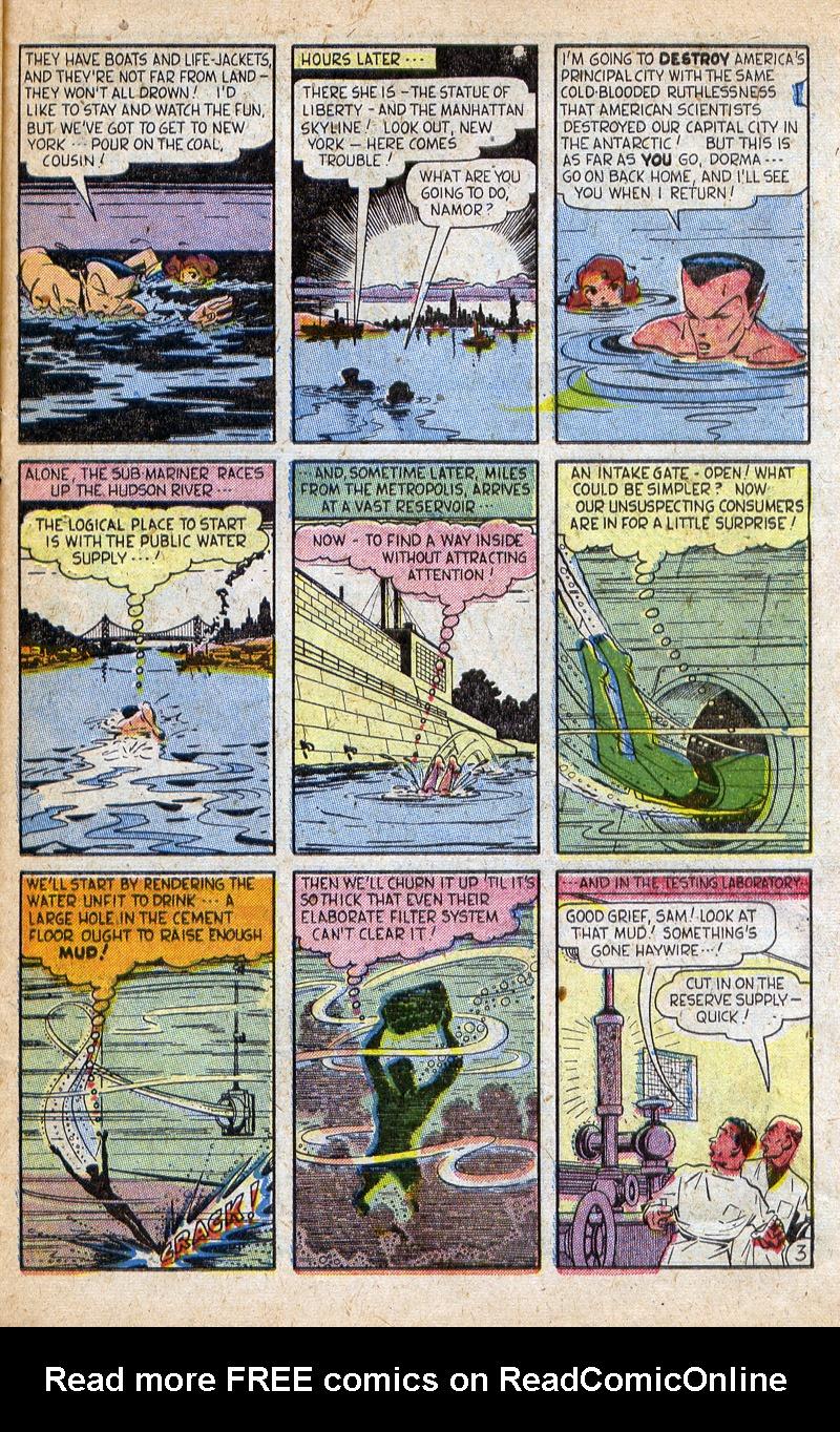 Sub-Mariner Comics #32 #32 - English 23