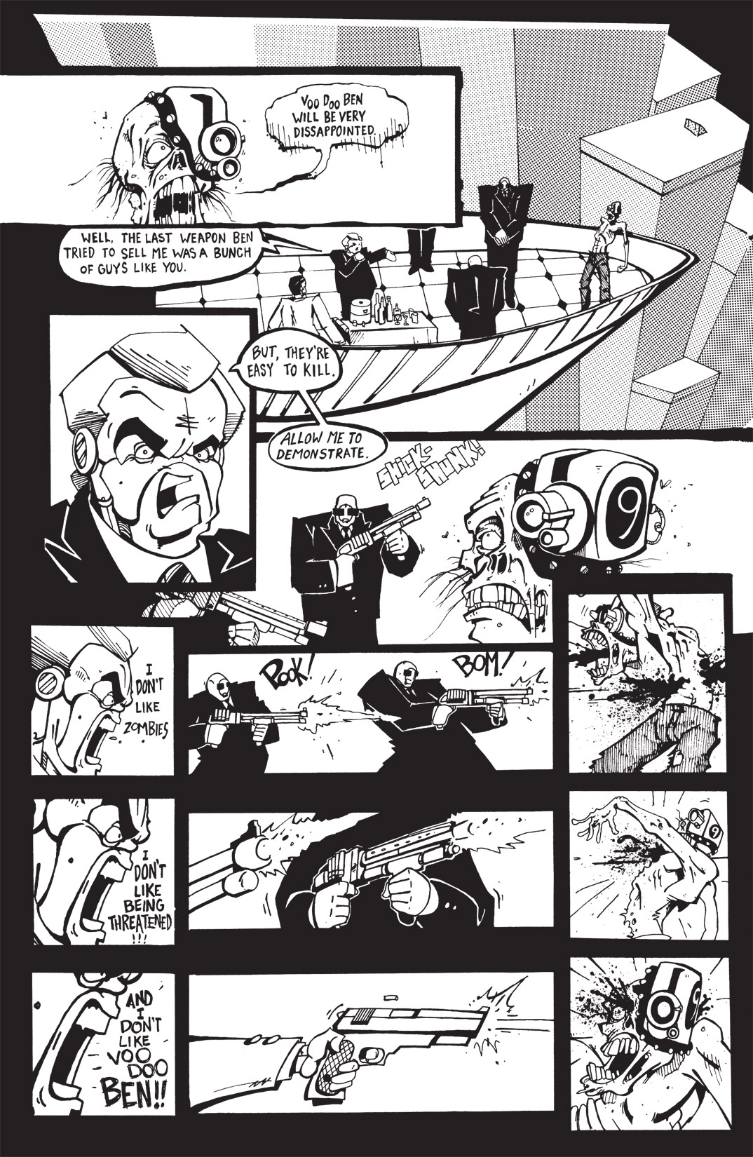 Read online Scud: The Disposable Assassin: The Whole Shebang comic -  Issue # TPB (Part 1) - 105