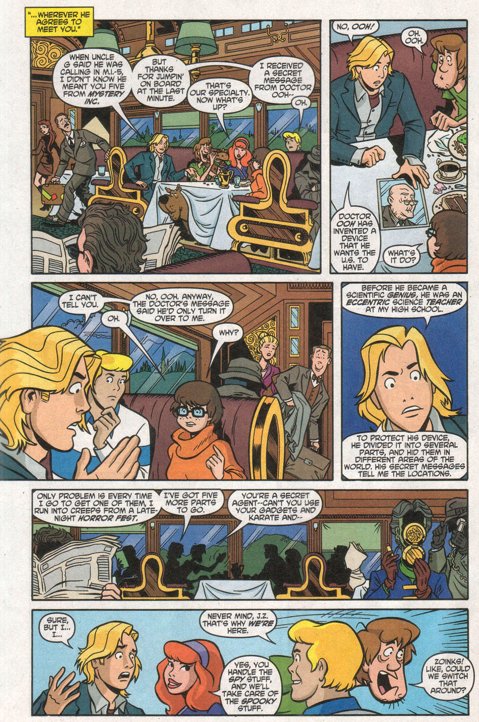 Read online Scooby-Doo (1997) comic -  Issue #106 - 6